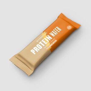 Myprotein Gaufrettes Protéinées Allégées - Beurre d'arachides - Publicité