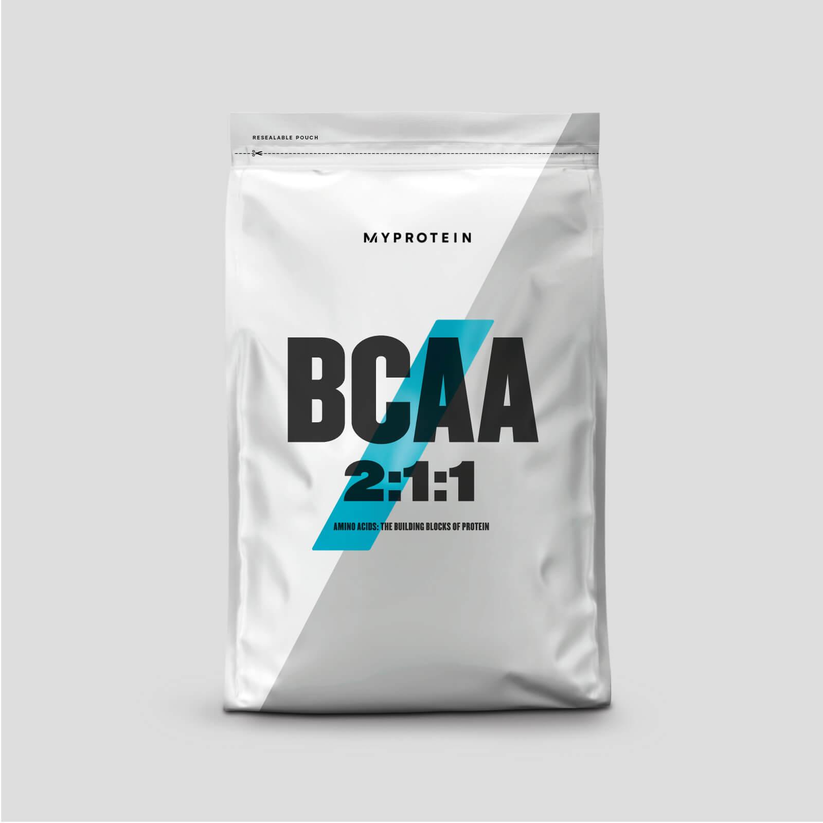 Myprotein BCAA - 500g - Bitter Lemon