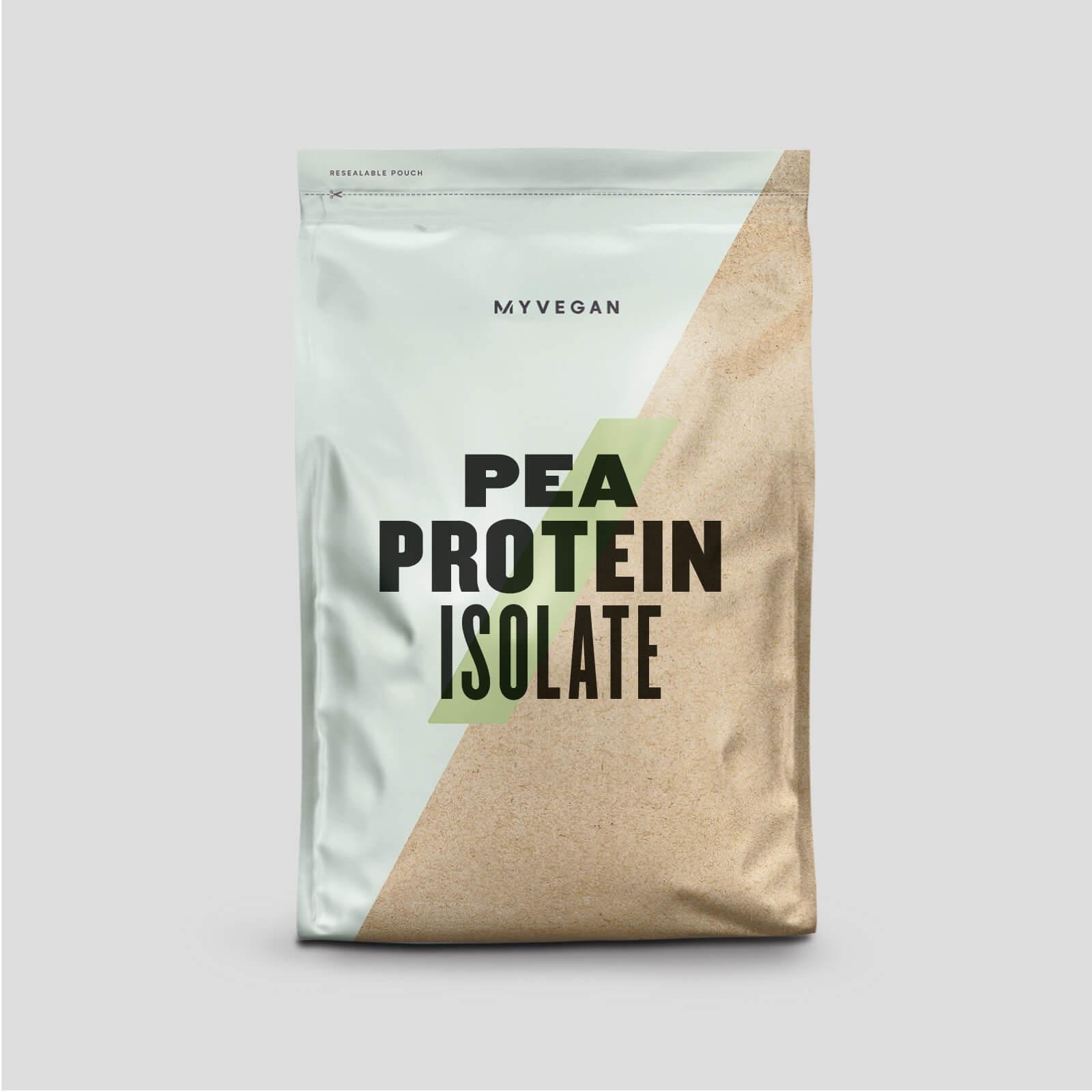 Myvegan Isolat de protéine de pois - 1kg - Fraise