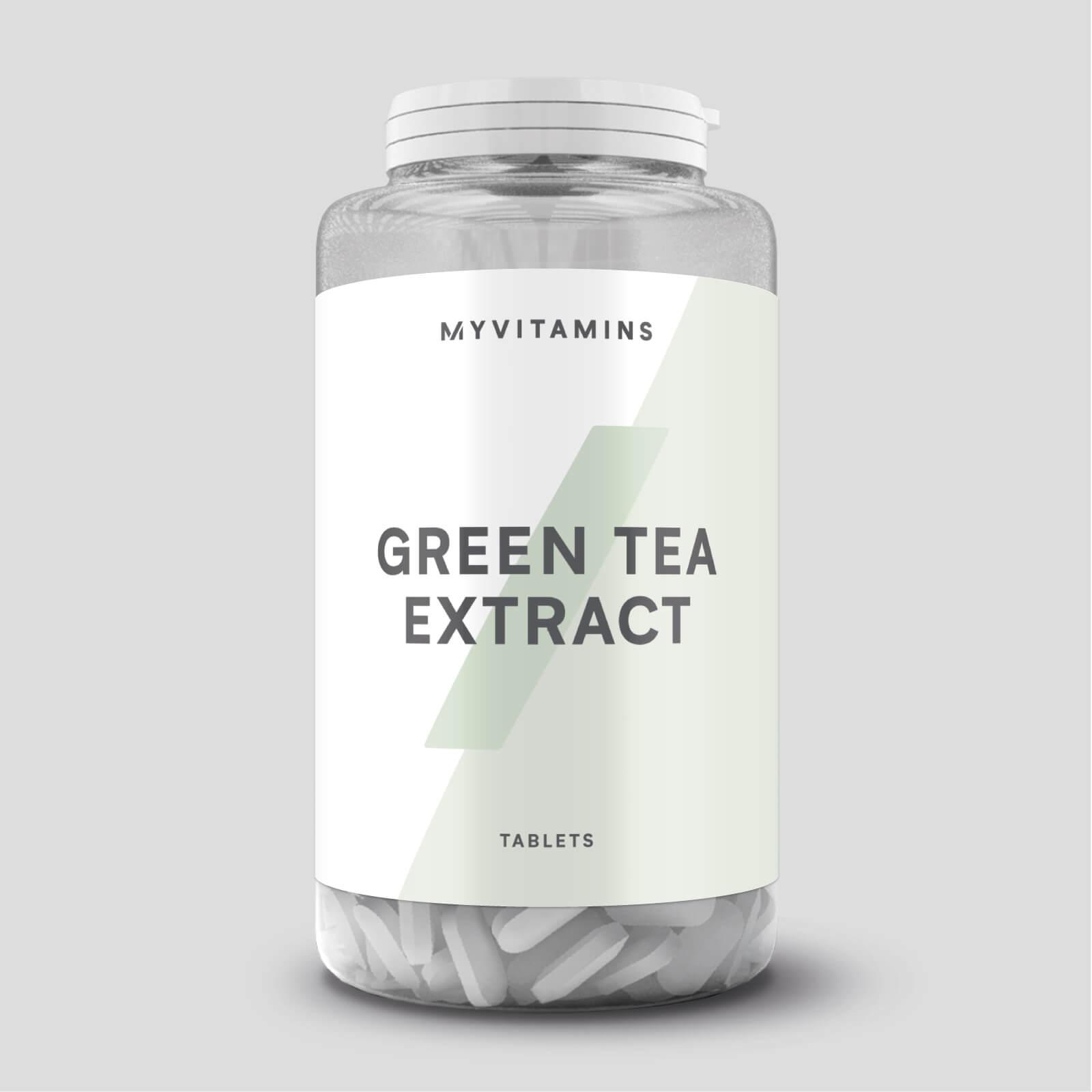Myprotein Extrait de Thé Vert en comprimés - 120Comprimés