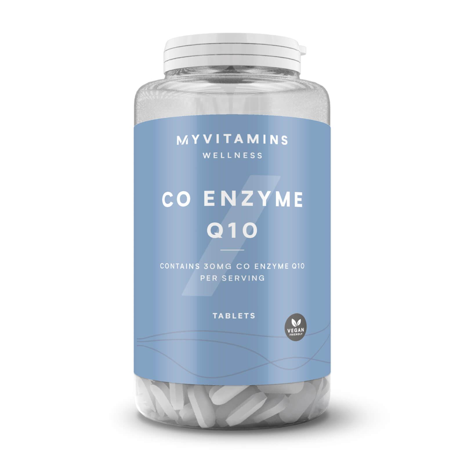Myvitamins Co Enzyme Q10 en comprimé - 90Comprimés