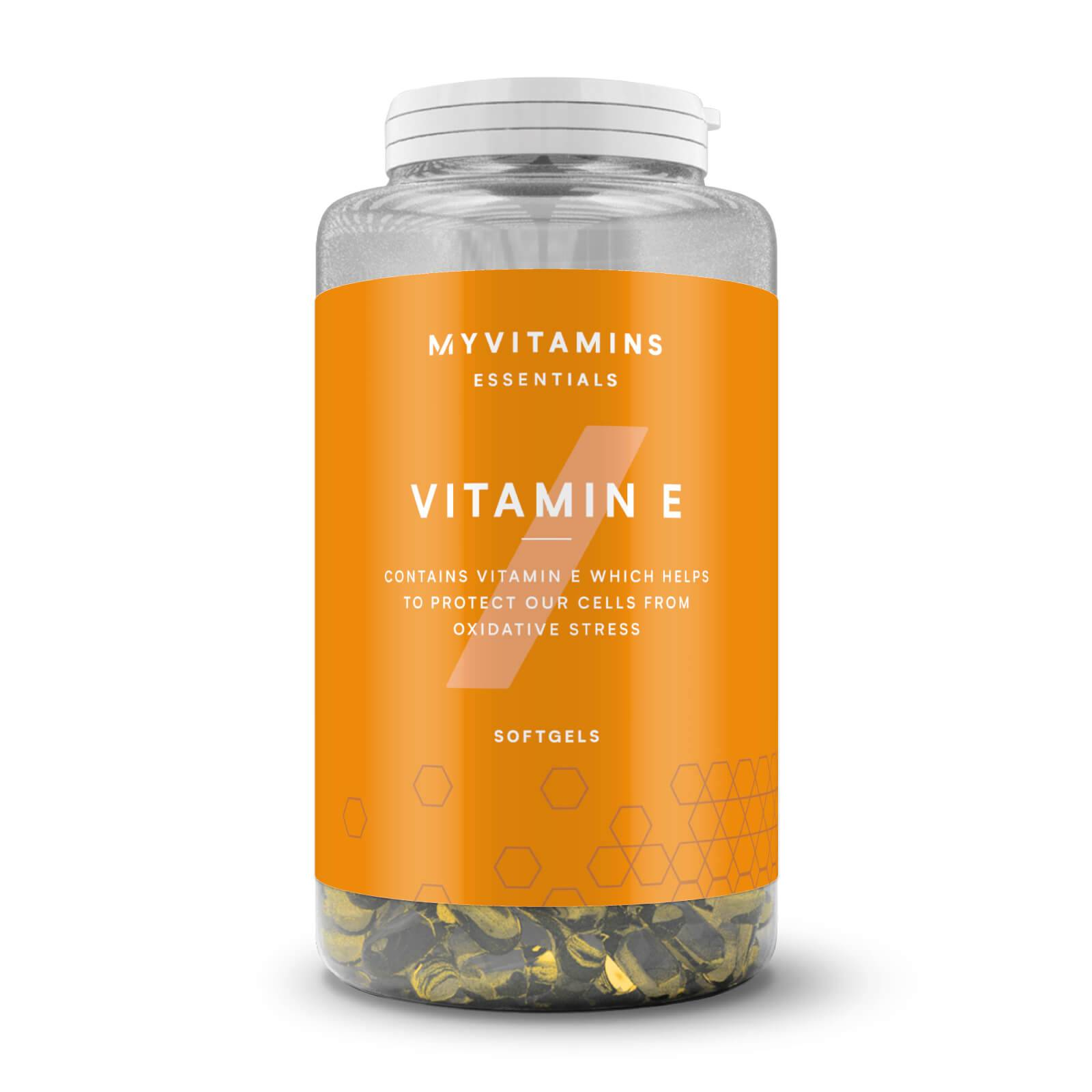 Myprotein Vitamine E en gélules - 60Gélules
