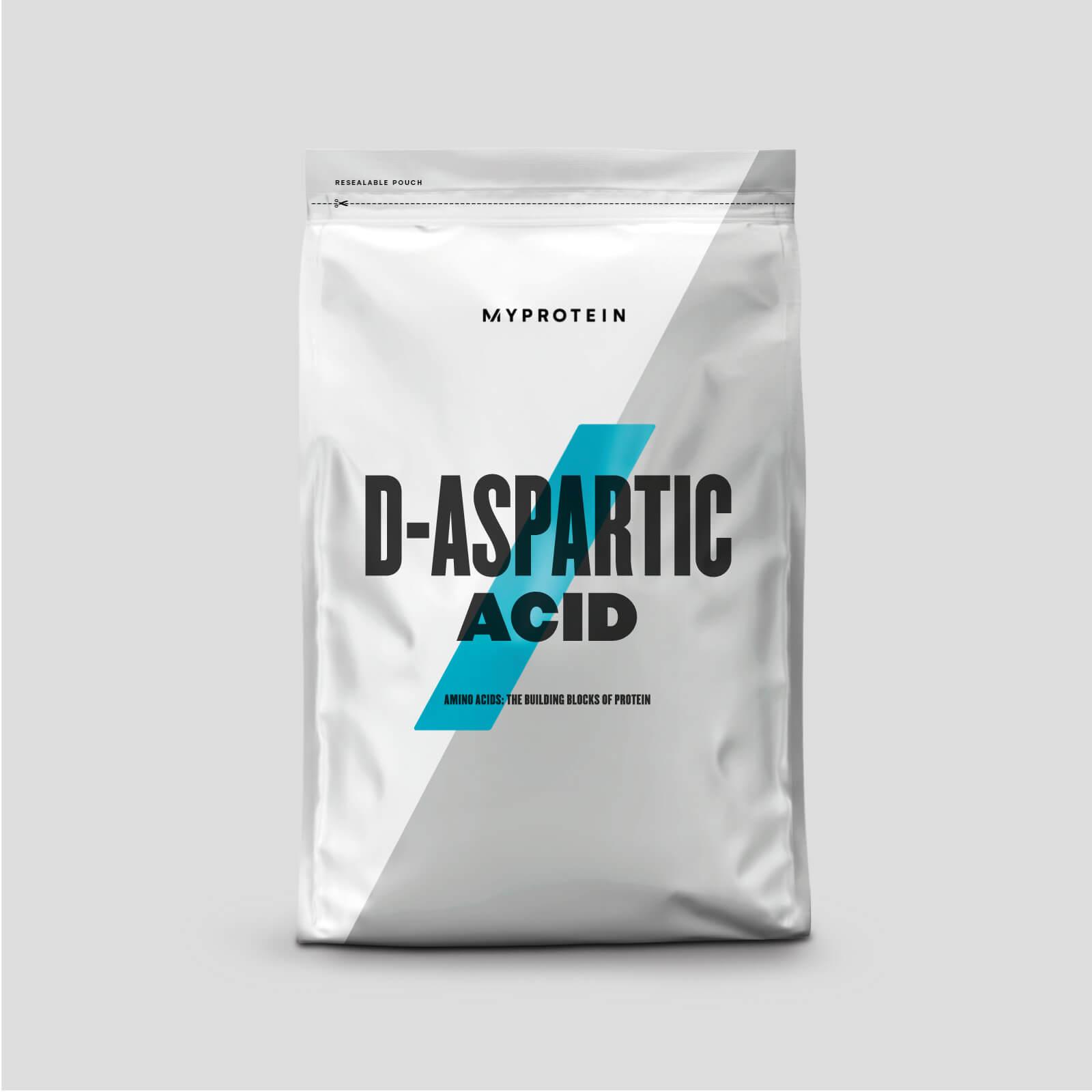 Myprotein Acide Aspartique D - Sans arôme ajouté