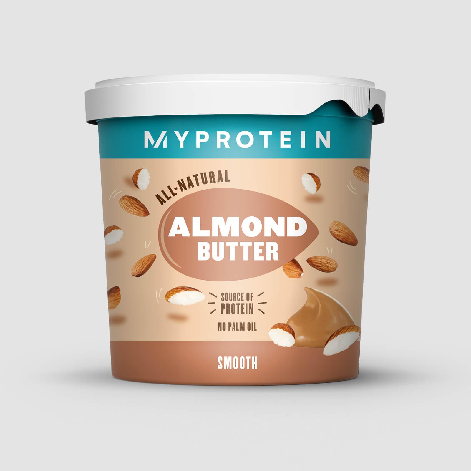 Myprotein Beurre d'amandes - Nature - Doux
