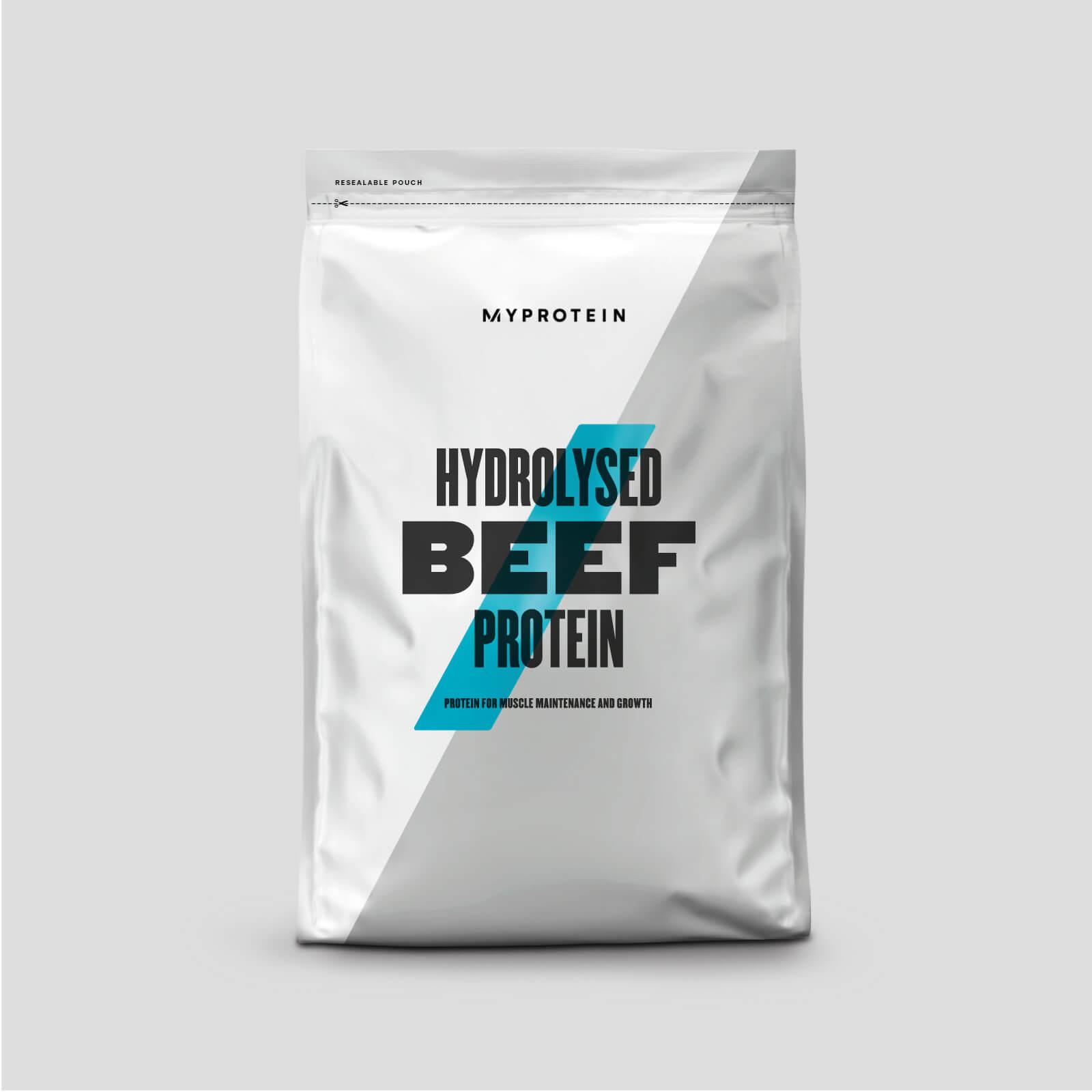 Myprotein Protéine de bœuf hydrolysée - 2500g - Chocolat