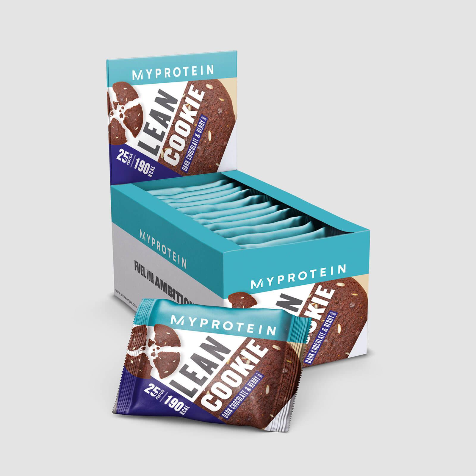 Myprotein Cookie Allégé - Dark Chocolate and Berry