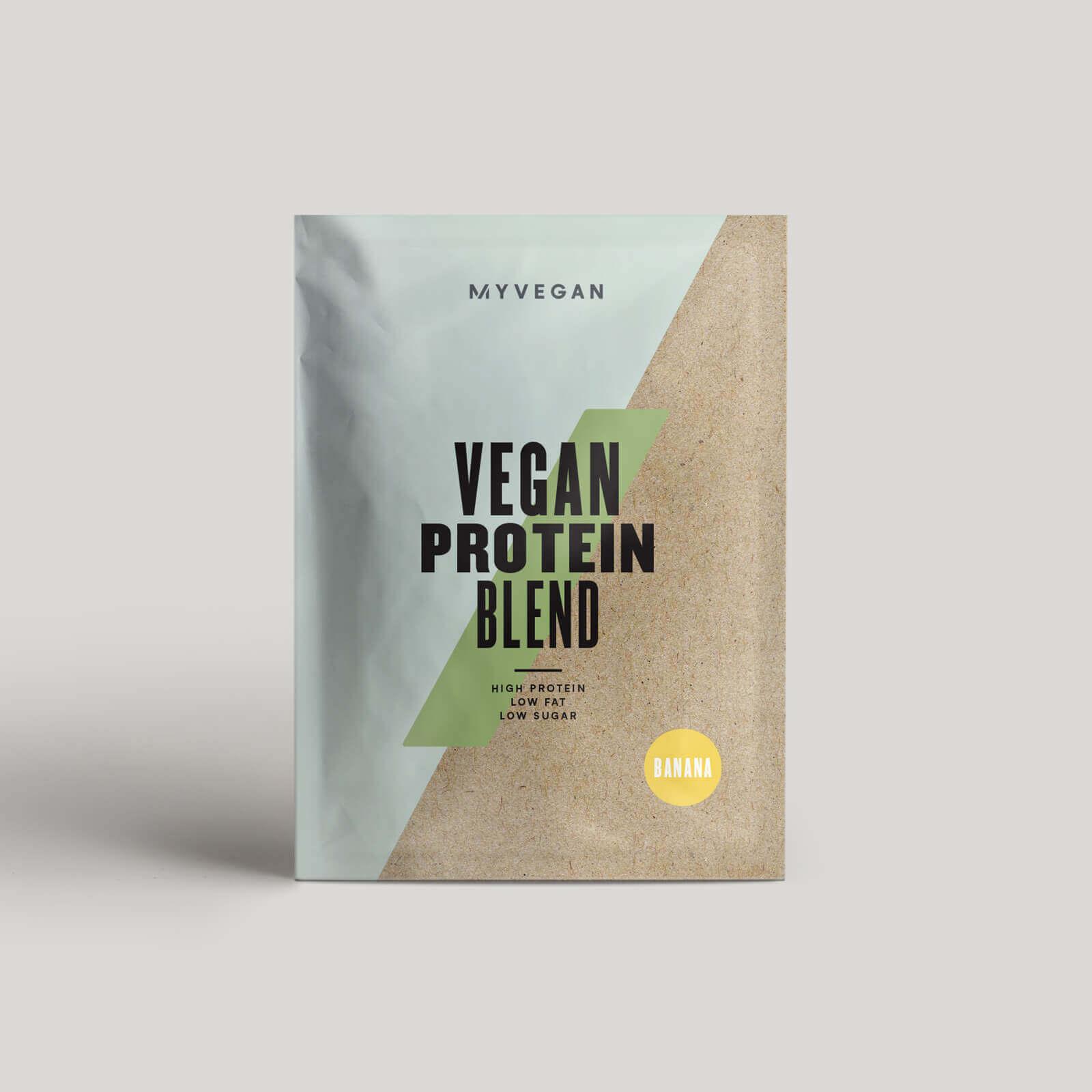 Myvegan Vegan Protein Blend (Sample) - Blueberry and Cinnamon