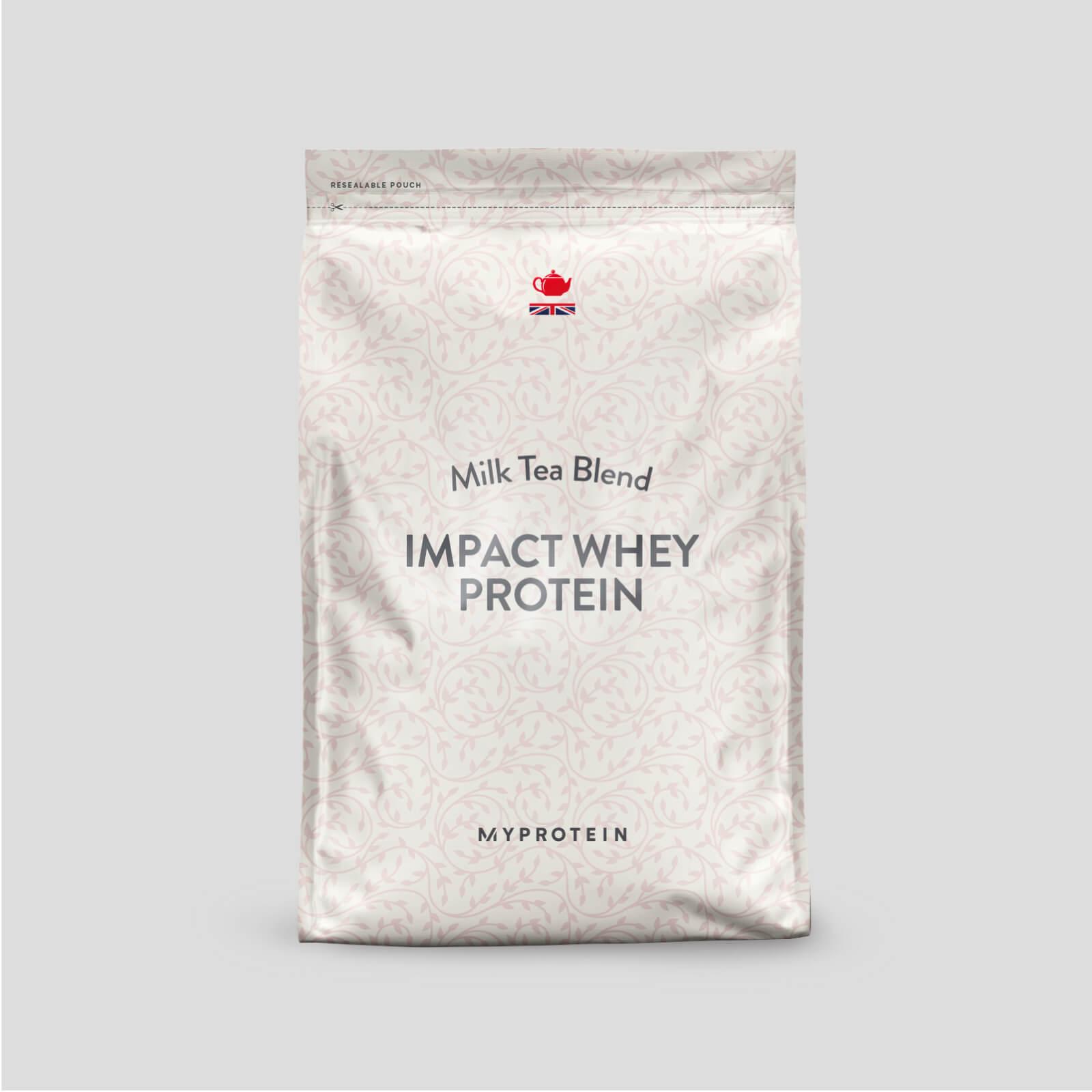 Myprotein Impact Whey Protein - Thé au Lait - 1kg - Milk Tea