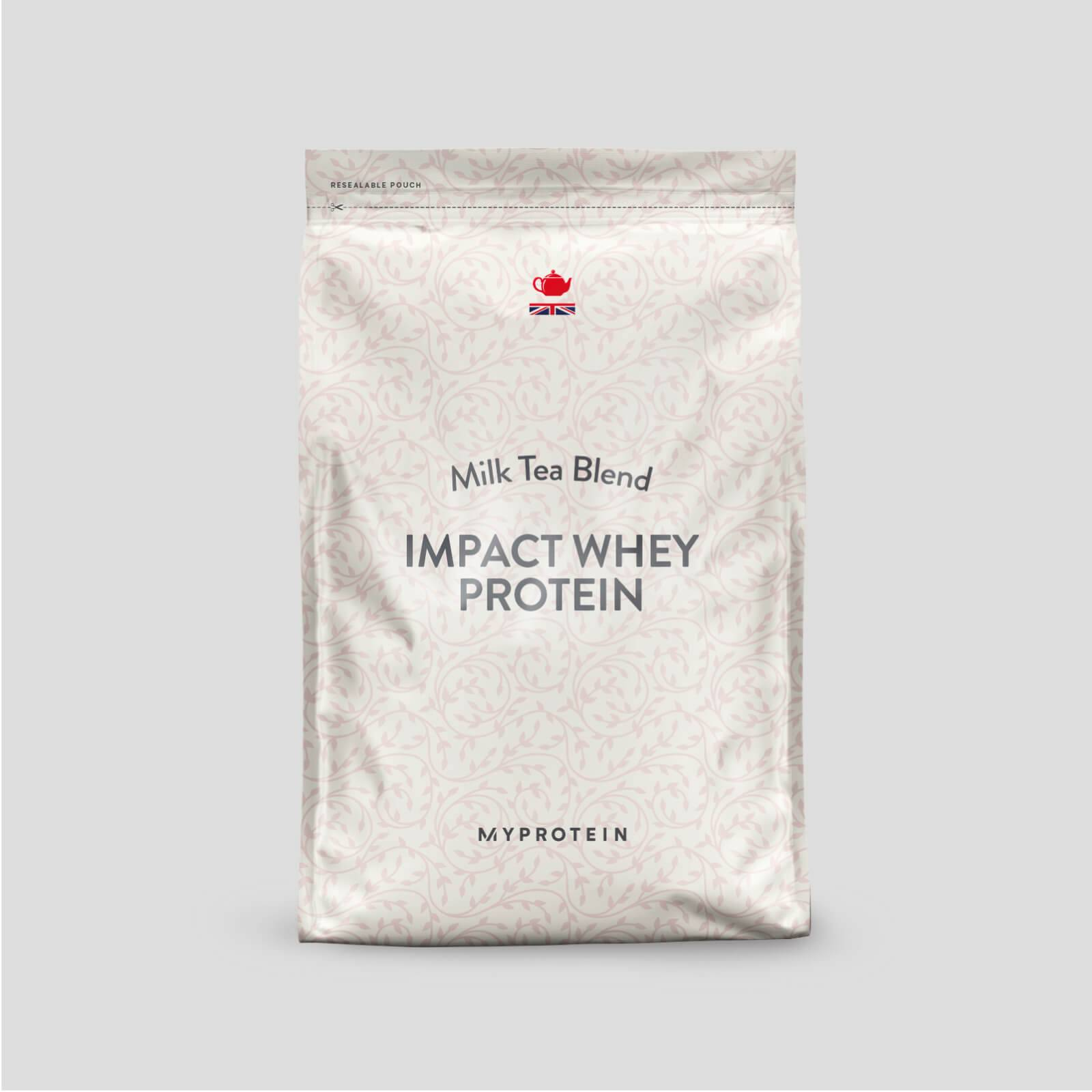 Myprotein Impact Whey Protein - Thé au Lait - 2.5kg - Milk Tea