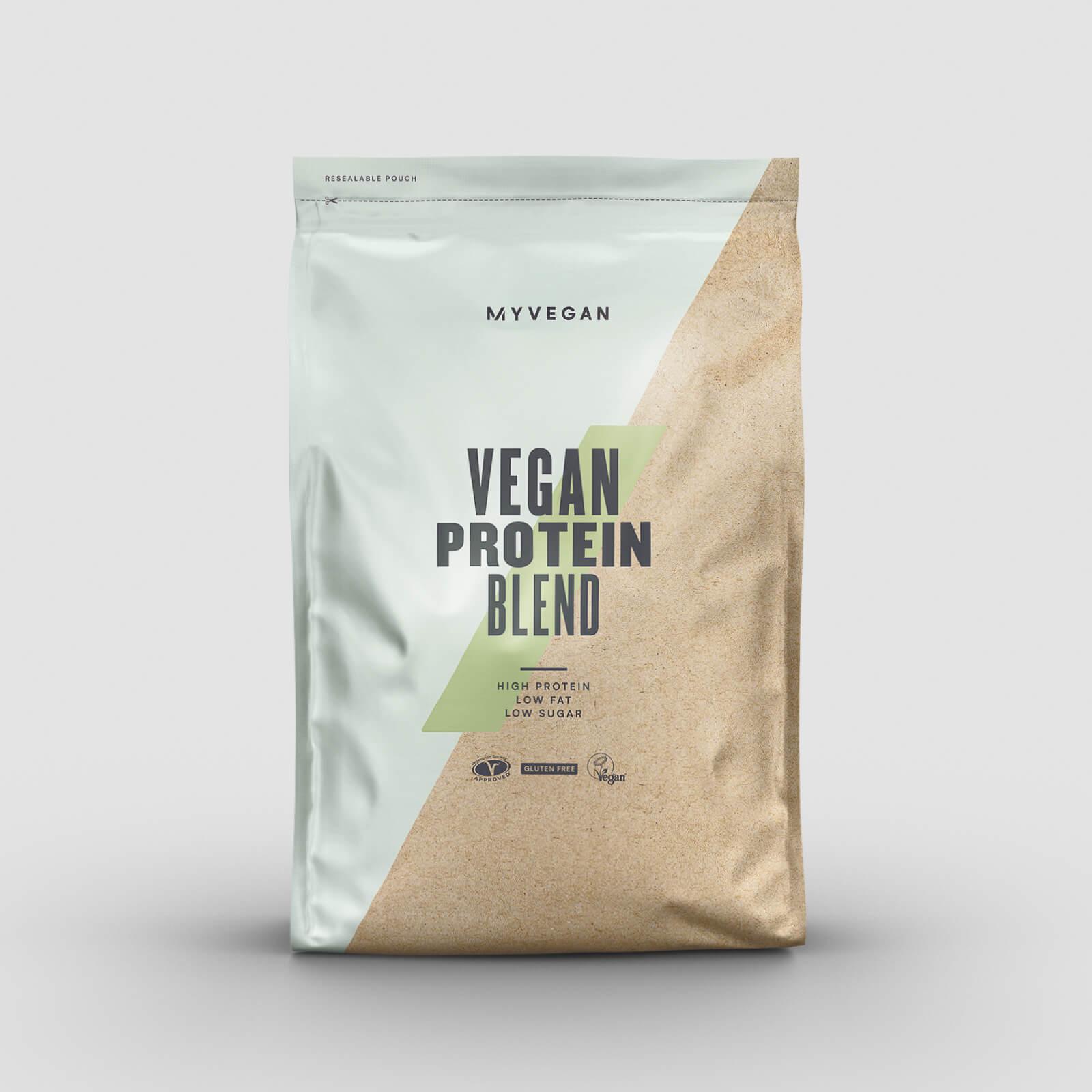 Myvegan Mélange de protéines végétales - 2.5kg - Turmeric Latte