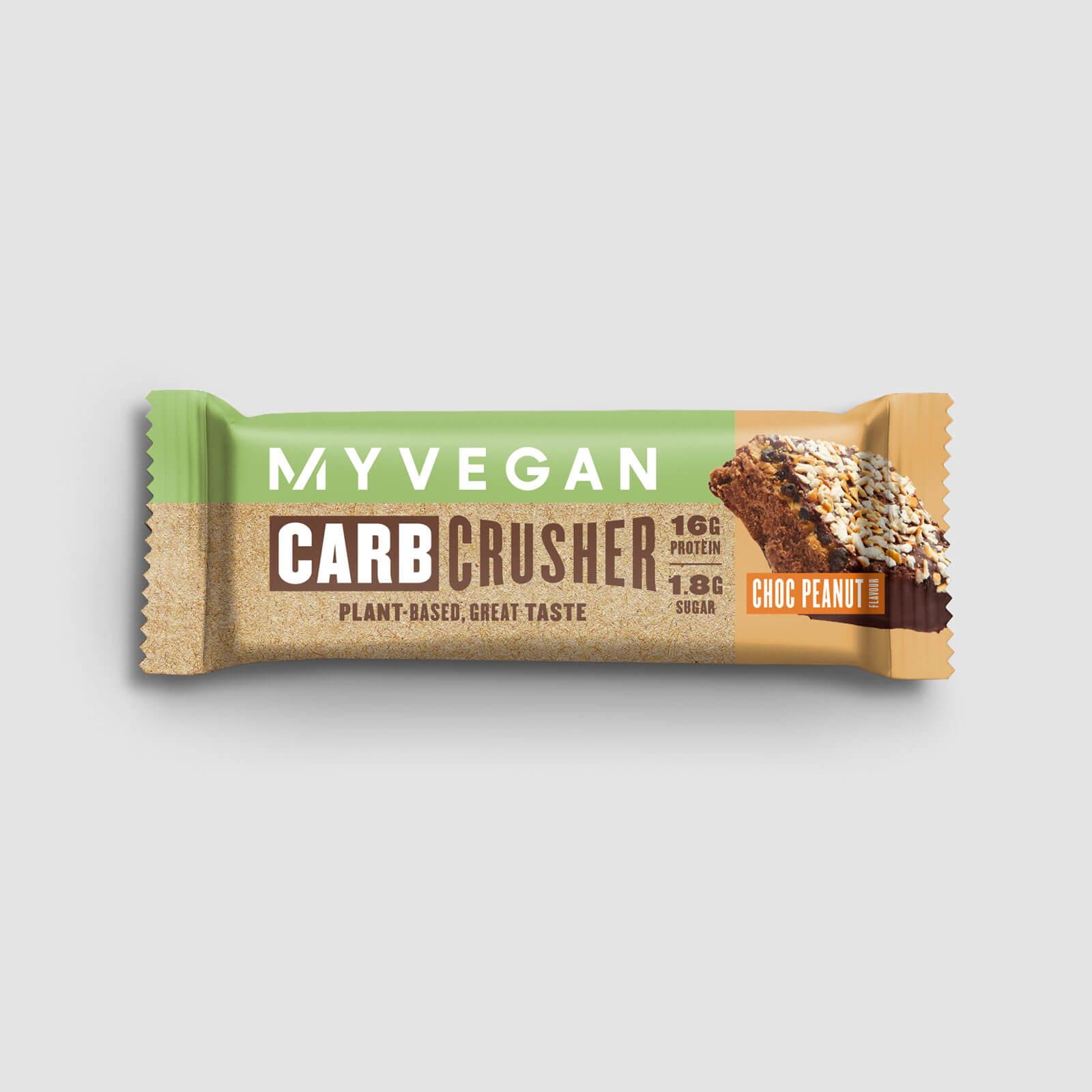 Myprotein Vegan Carb Crusher (échantillon) - Beurre d'arachides
