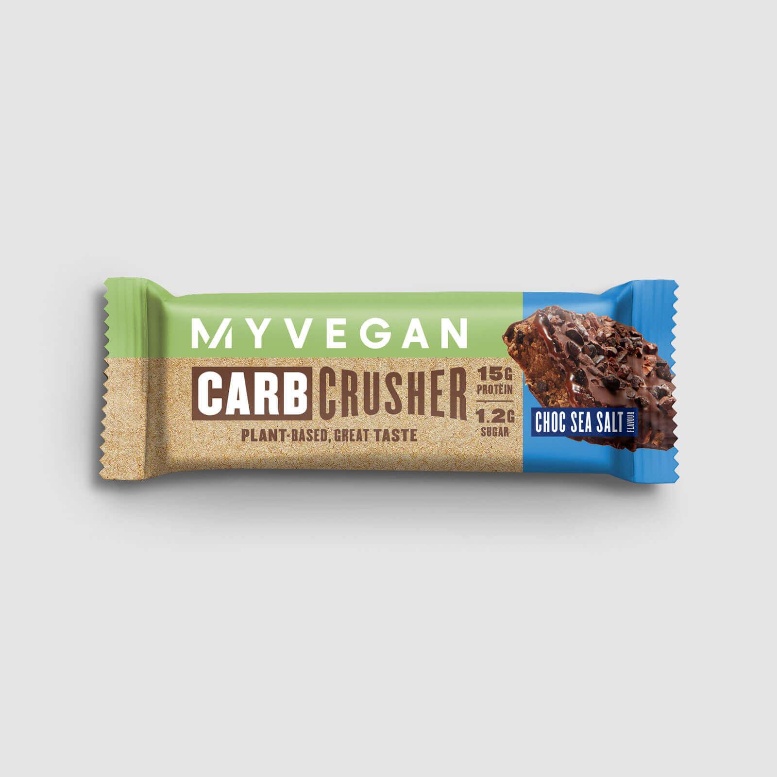 Myprotein Vegan Carb Crusher (échantillon) - Chocolat & Sel De Mer