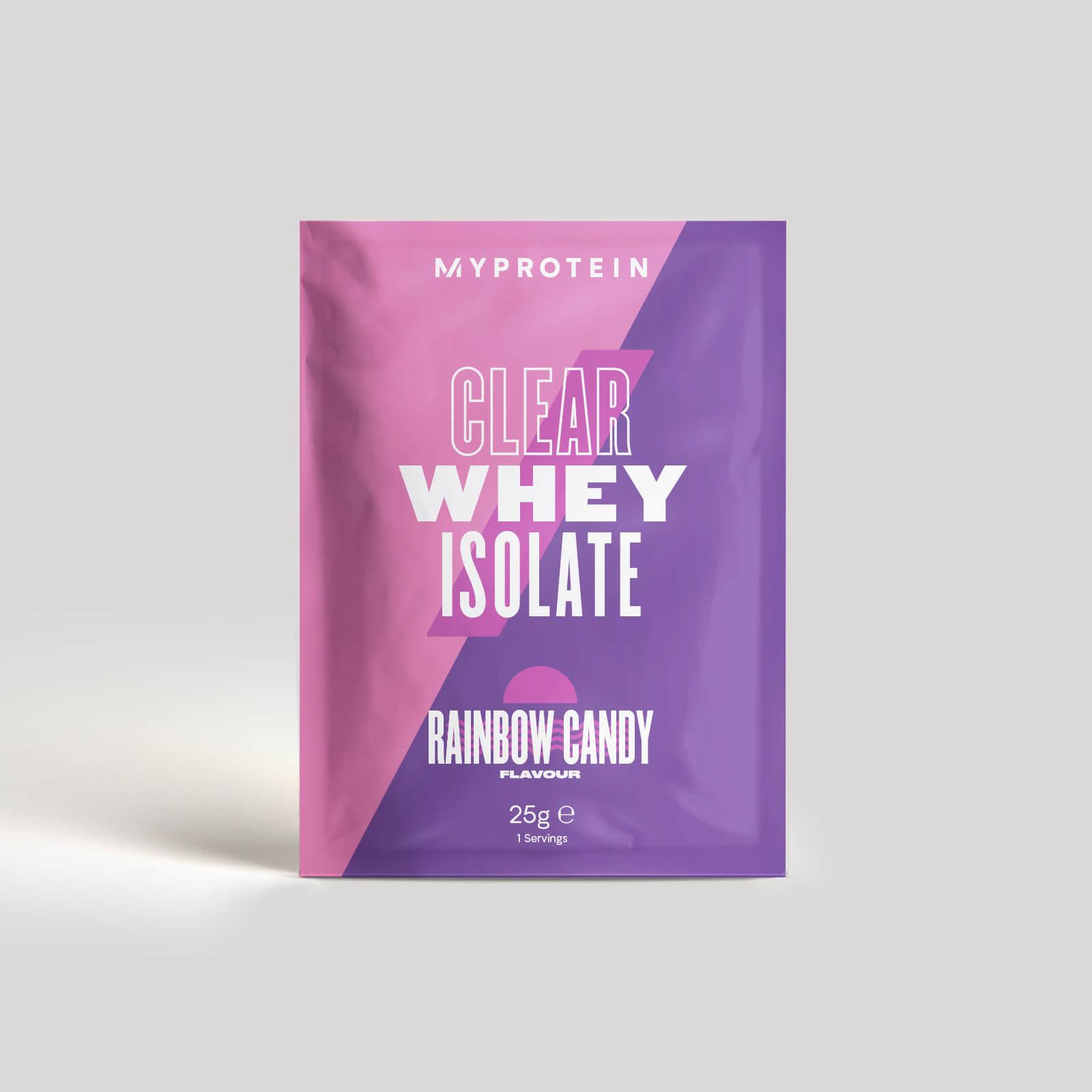 Myprotein Clear Whey Isolate (Échantillon) - 25g - Bonbons