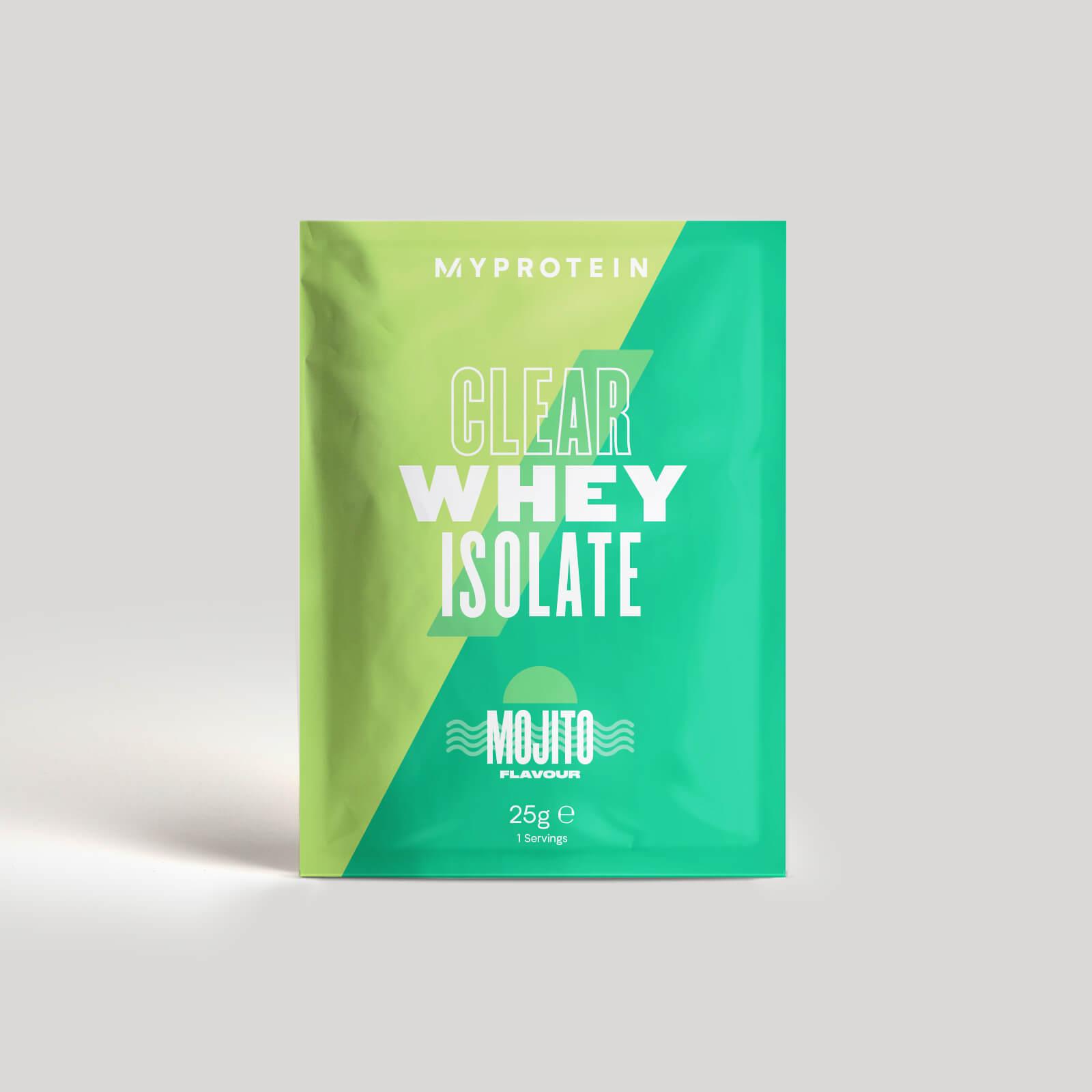 Myprotein Clear Whey Isolate (Échantillon) - 25g - Mojito