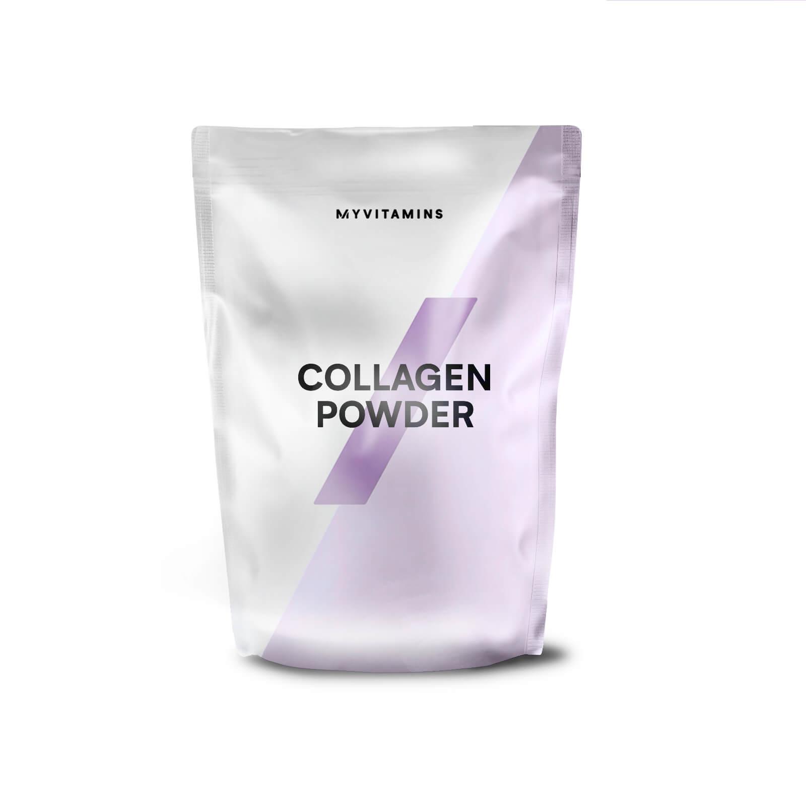 Myvitamins Poudre de collagène - 500g - Raisin Rouge