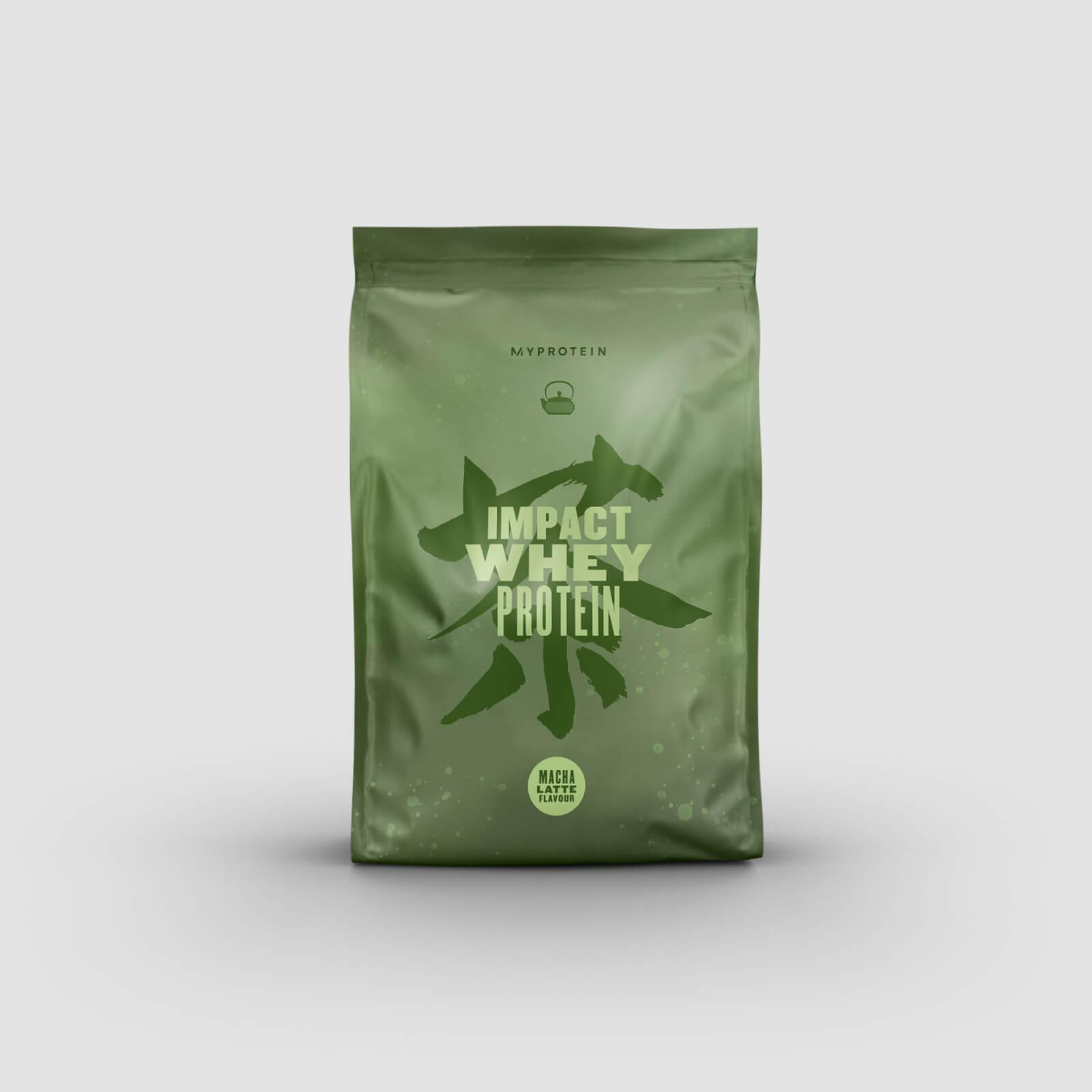 Myprotein Impact Whey Protein - 5kg - Matcha Latte