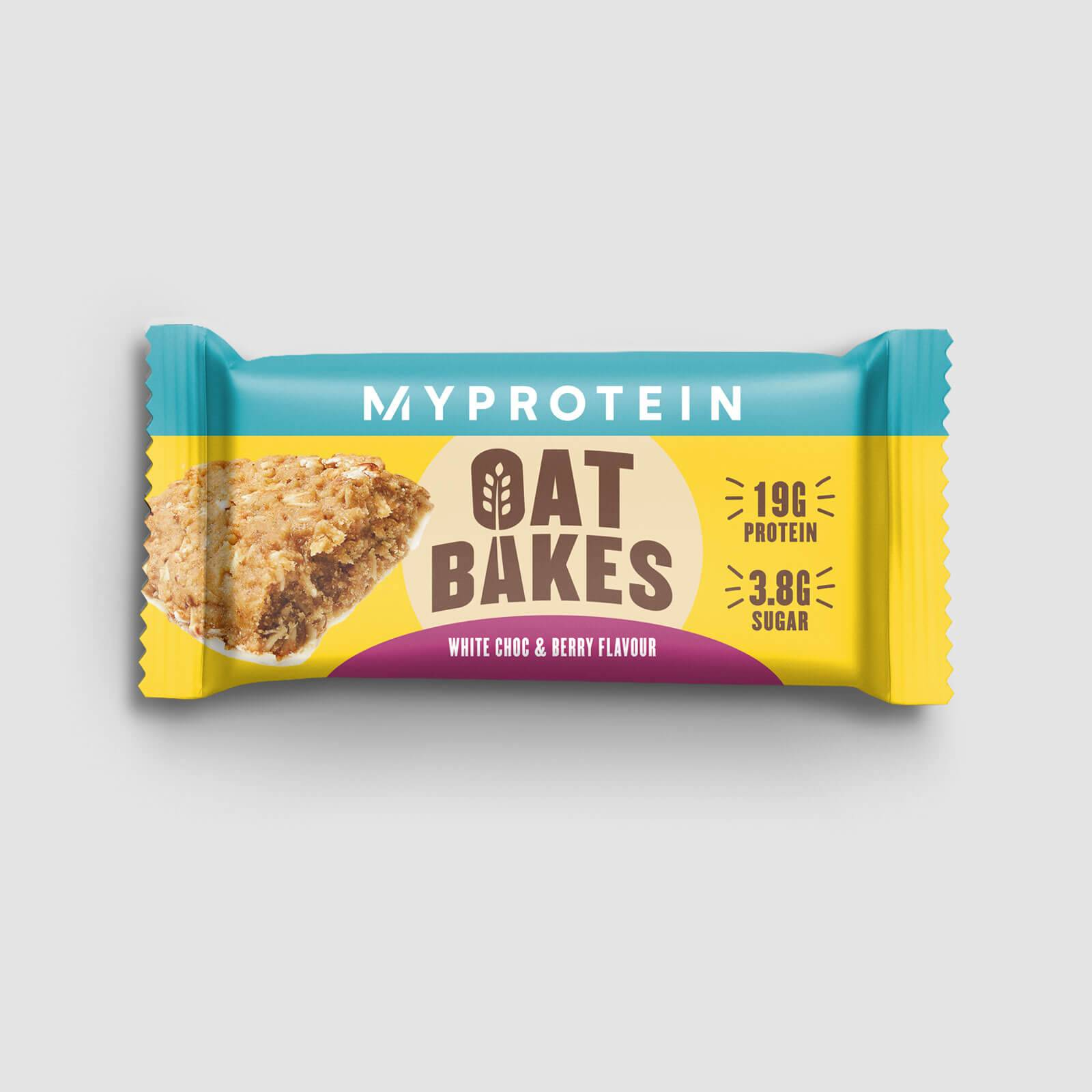 Myprotein Galettes d'Avoine - Berry and White Chocolate
