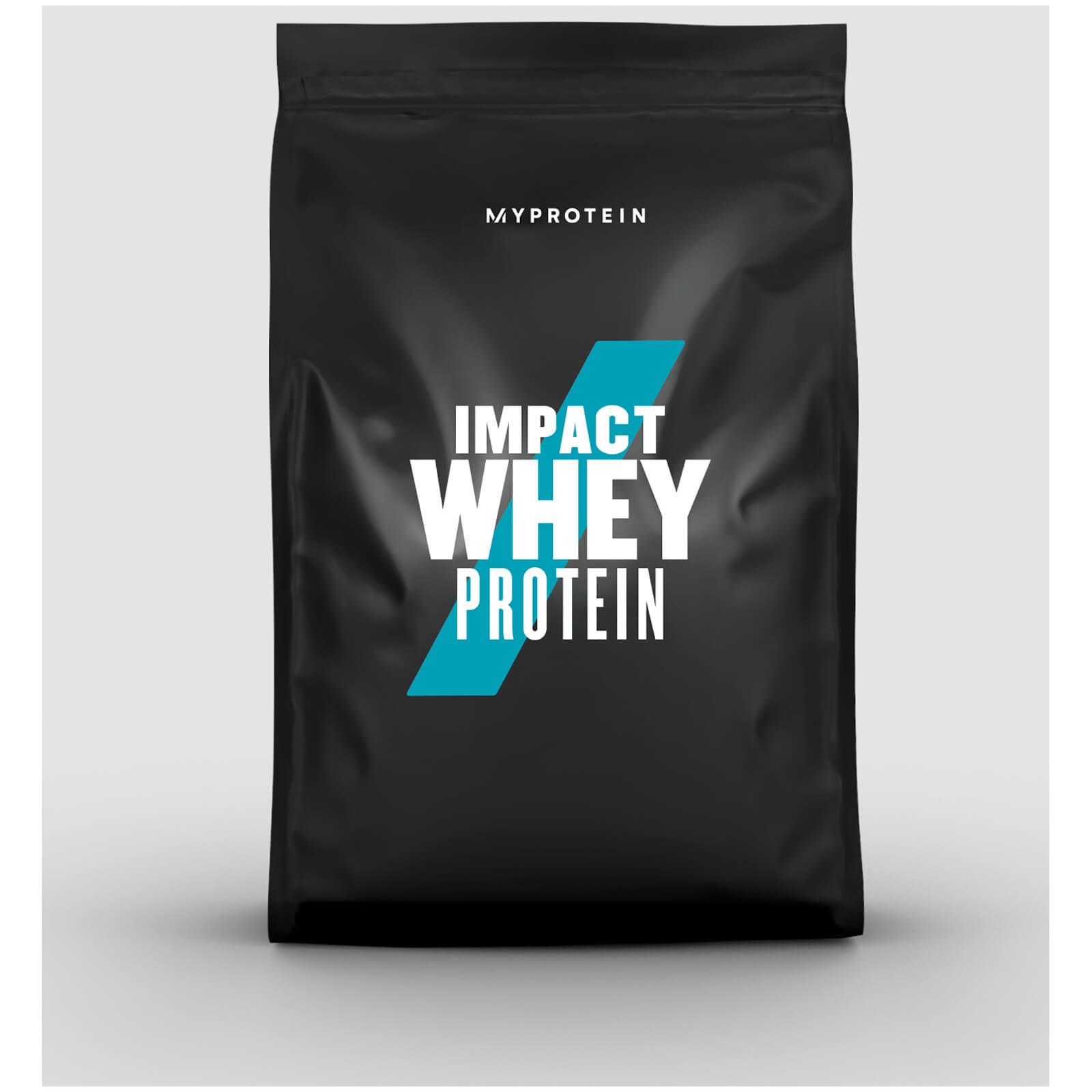 Myprotein Impact Whey Protein - 1kg - Dark Chocolate & Chilli