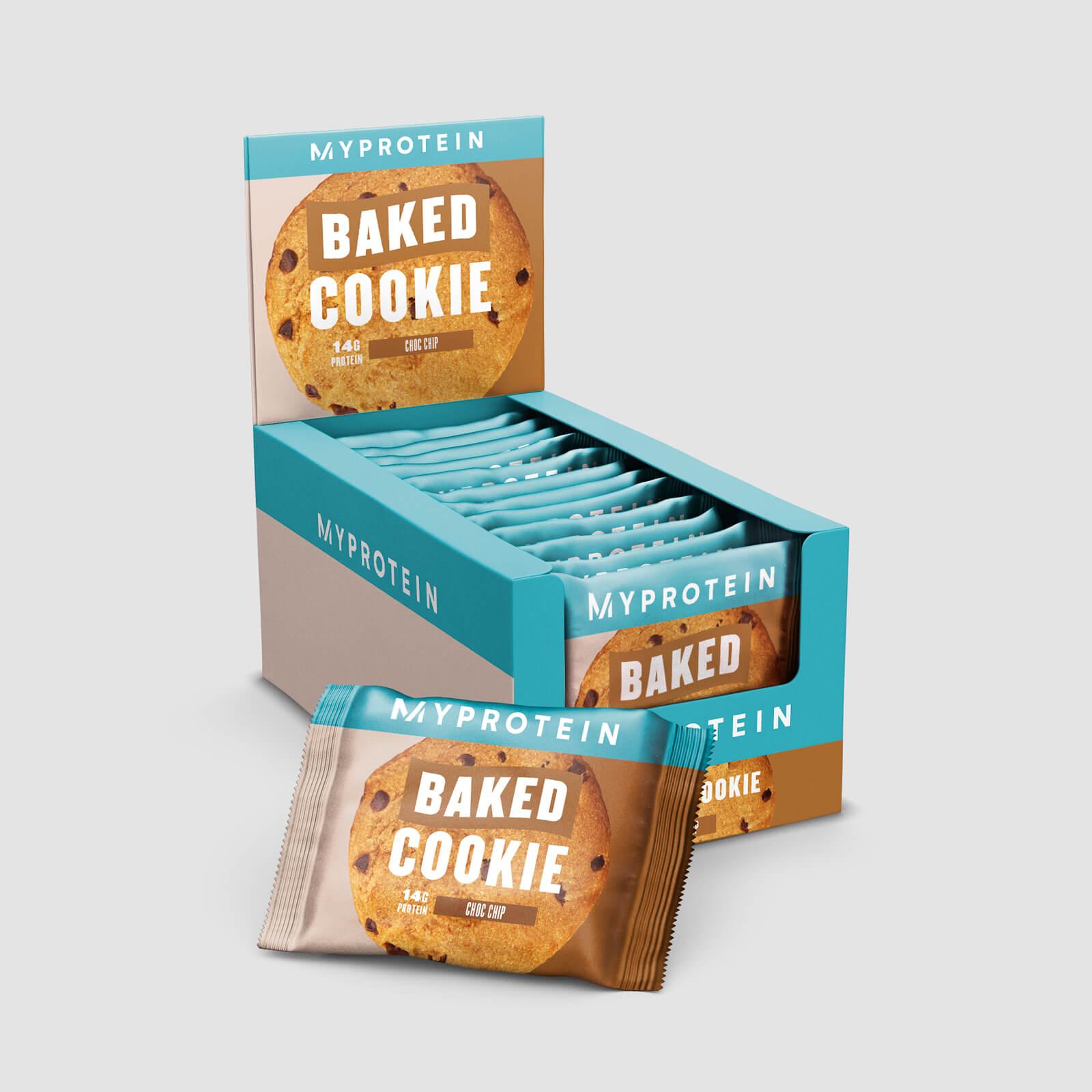Myprotein Cookies Protéinés Moelleux - Copeaux de chocolat
