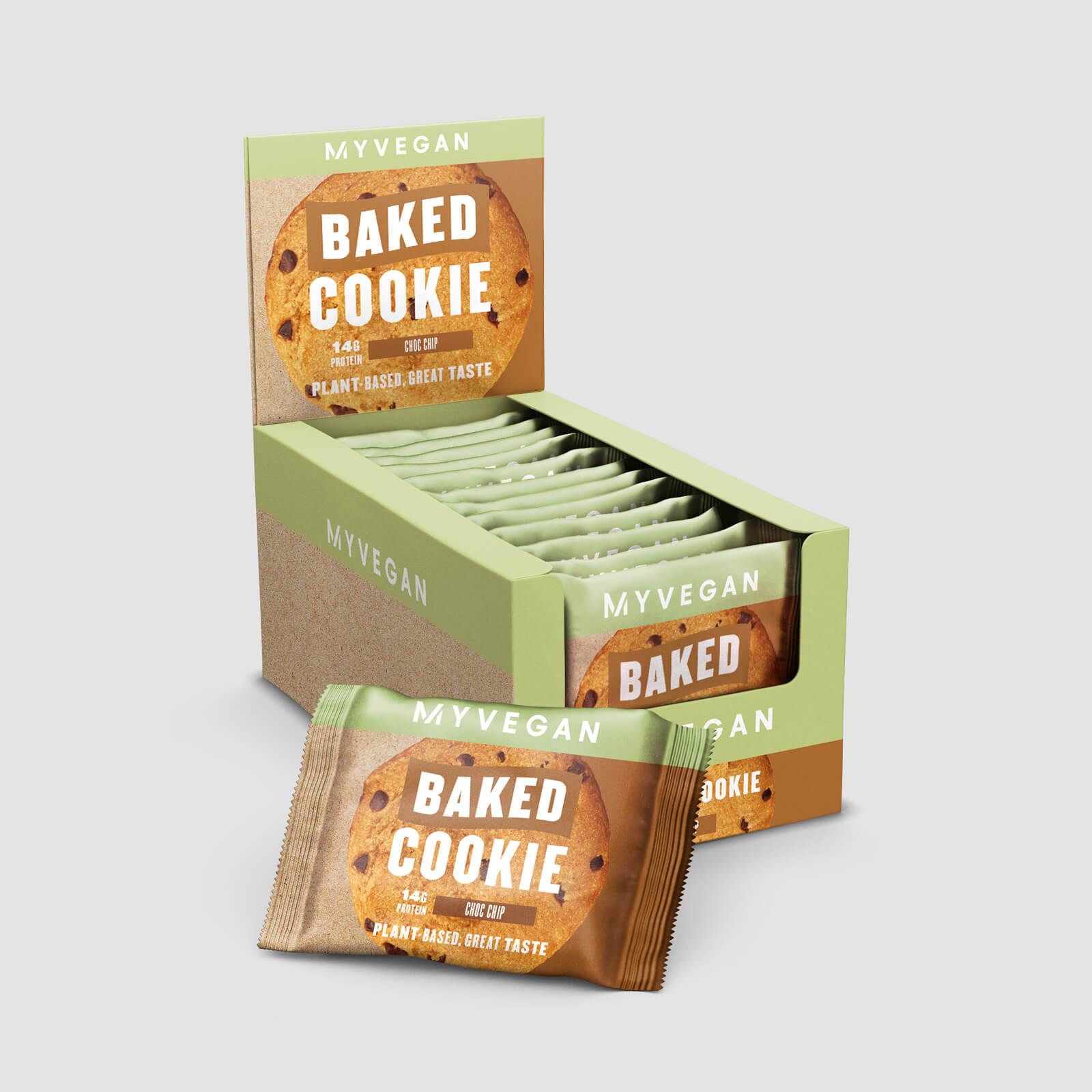 Myprotein Cookie protéiné Vegan - 900g - Choc Chip