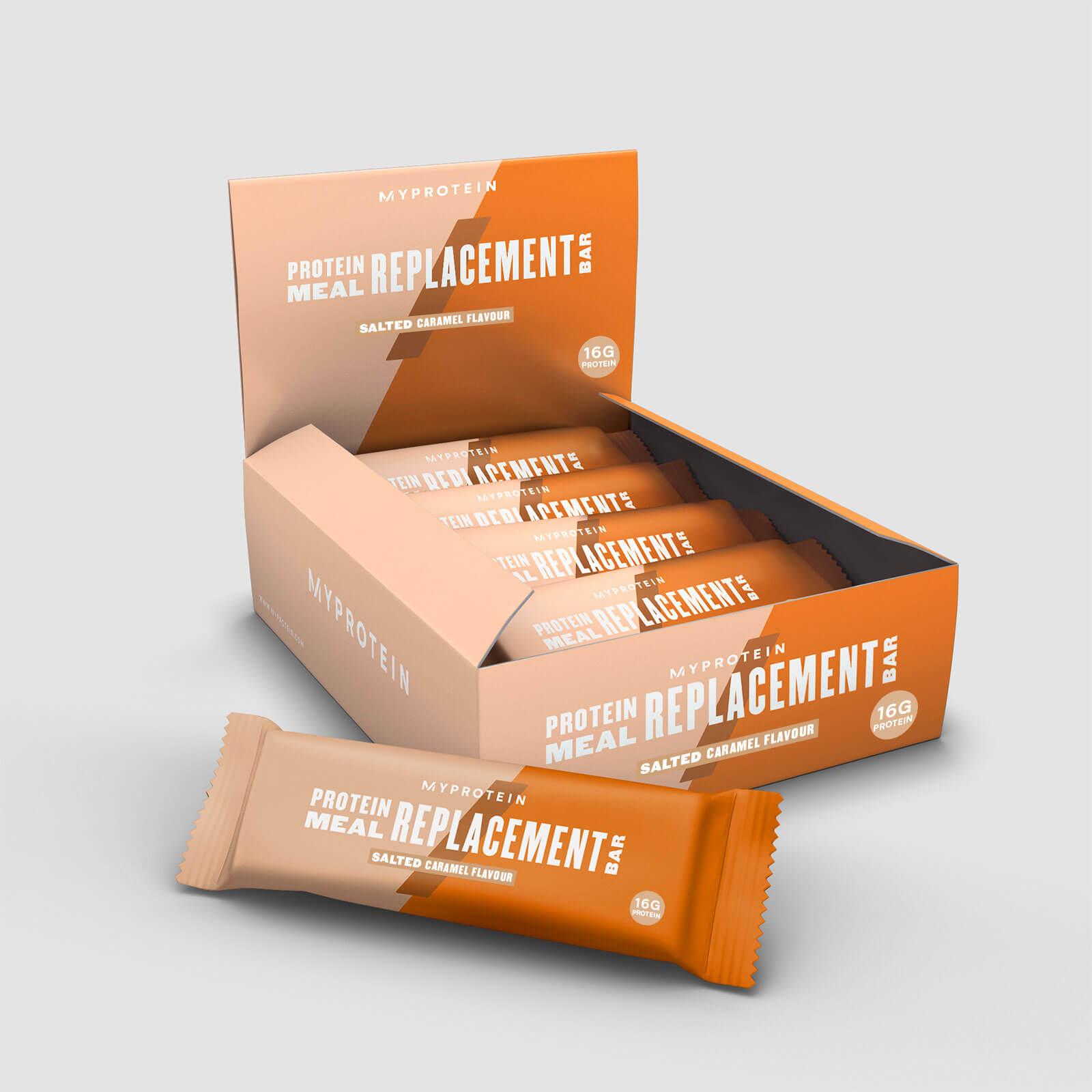 Myprotein Substitut de Repas Croustillant - 12 x 65g - Nouveau - Caramel salé