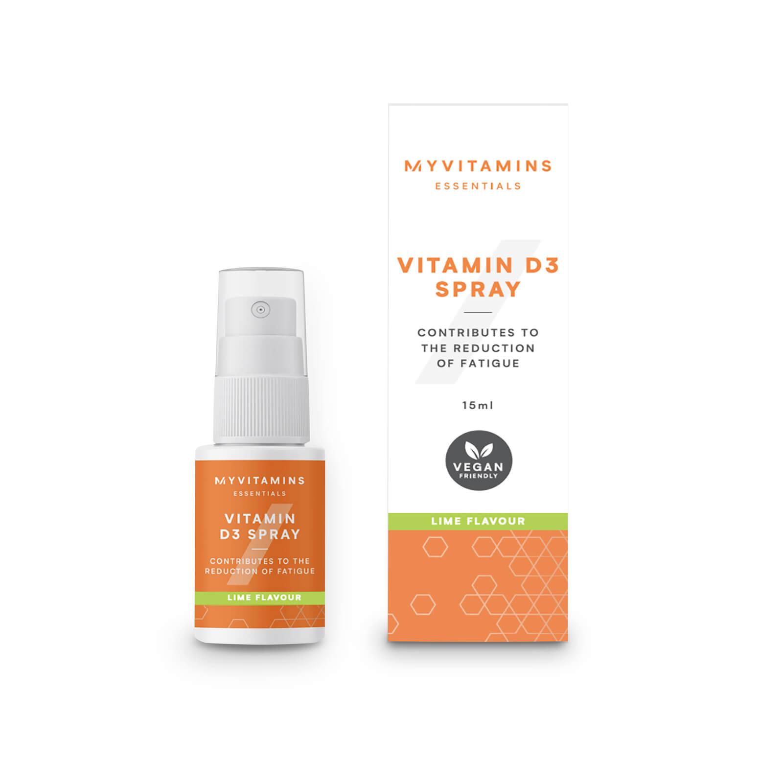 myvitamins Vegan Vitamin D3 Spray