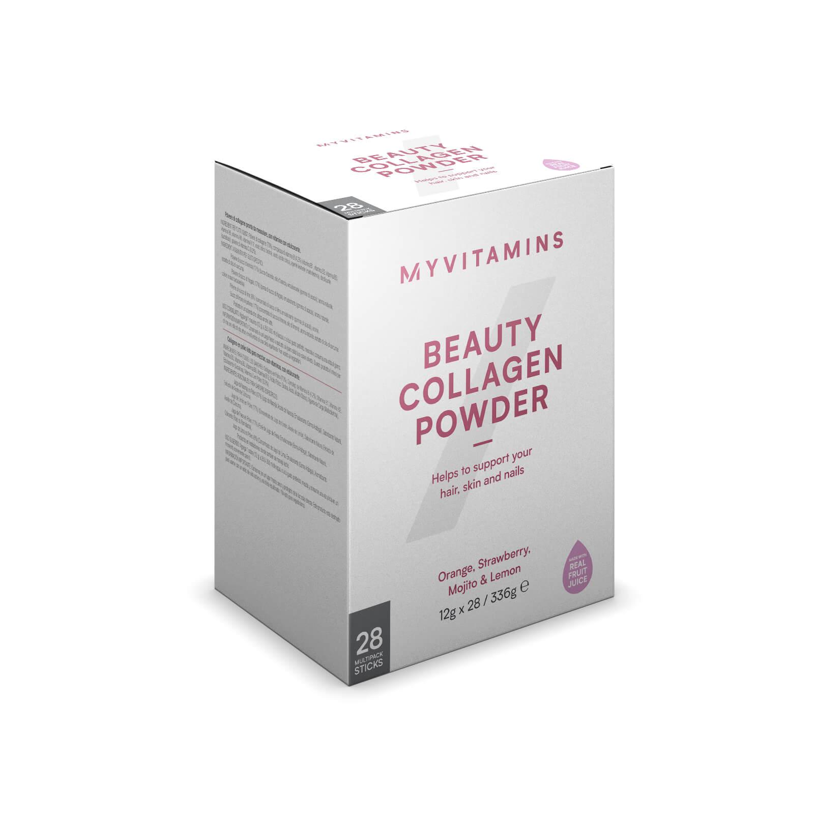 Myvitamins Pack de Sticks de Collagène