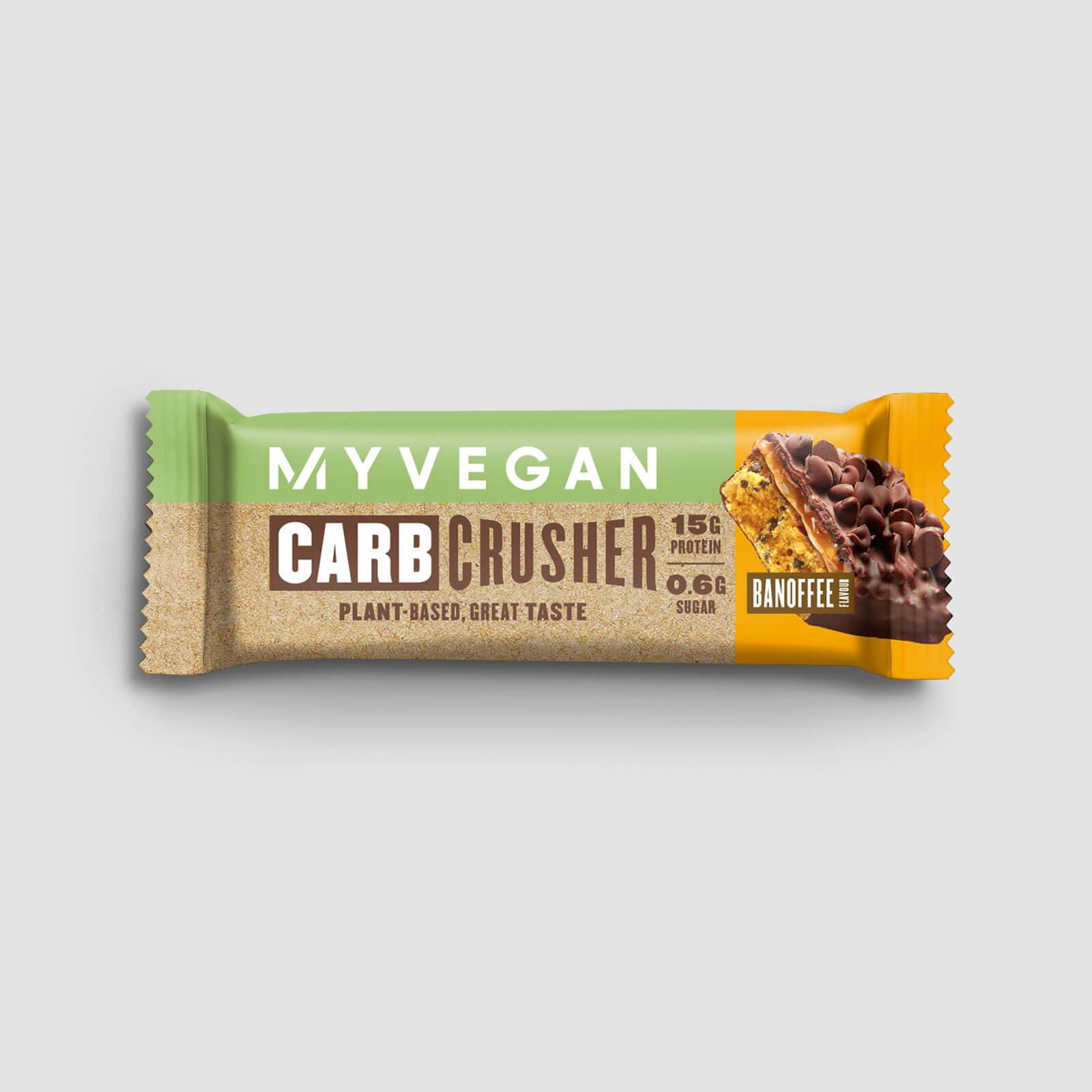 Myprotein Vegan Carb Crusher (Sample) - Banane caramélisée