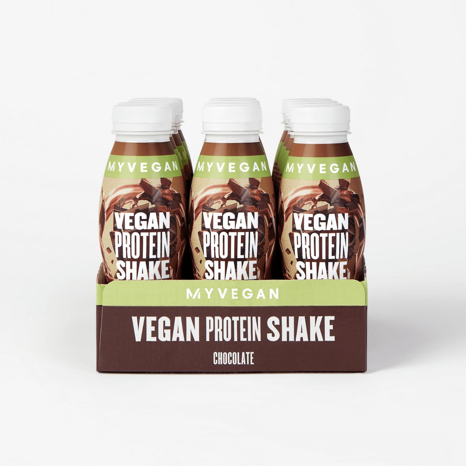 Myvegan Shake protéiné végétalien - Chocolat