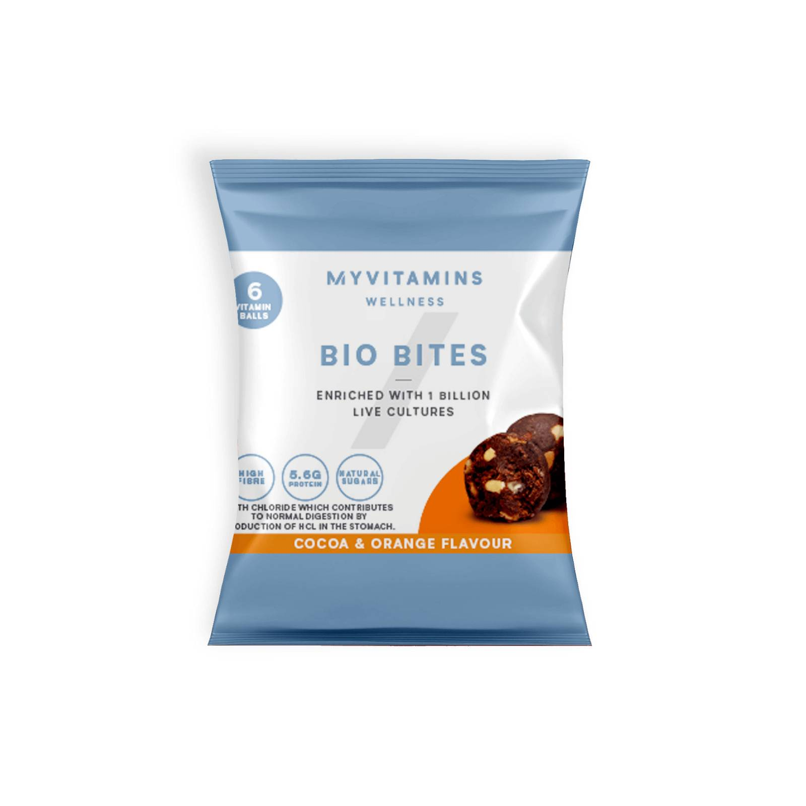 Myvitamins Croc Bio - Cocoa & Orange