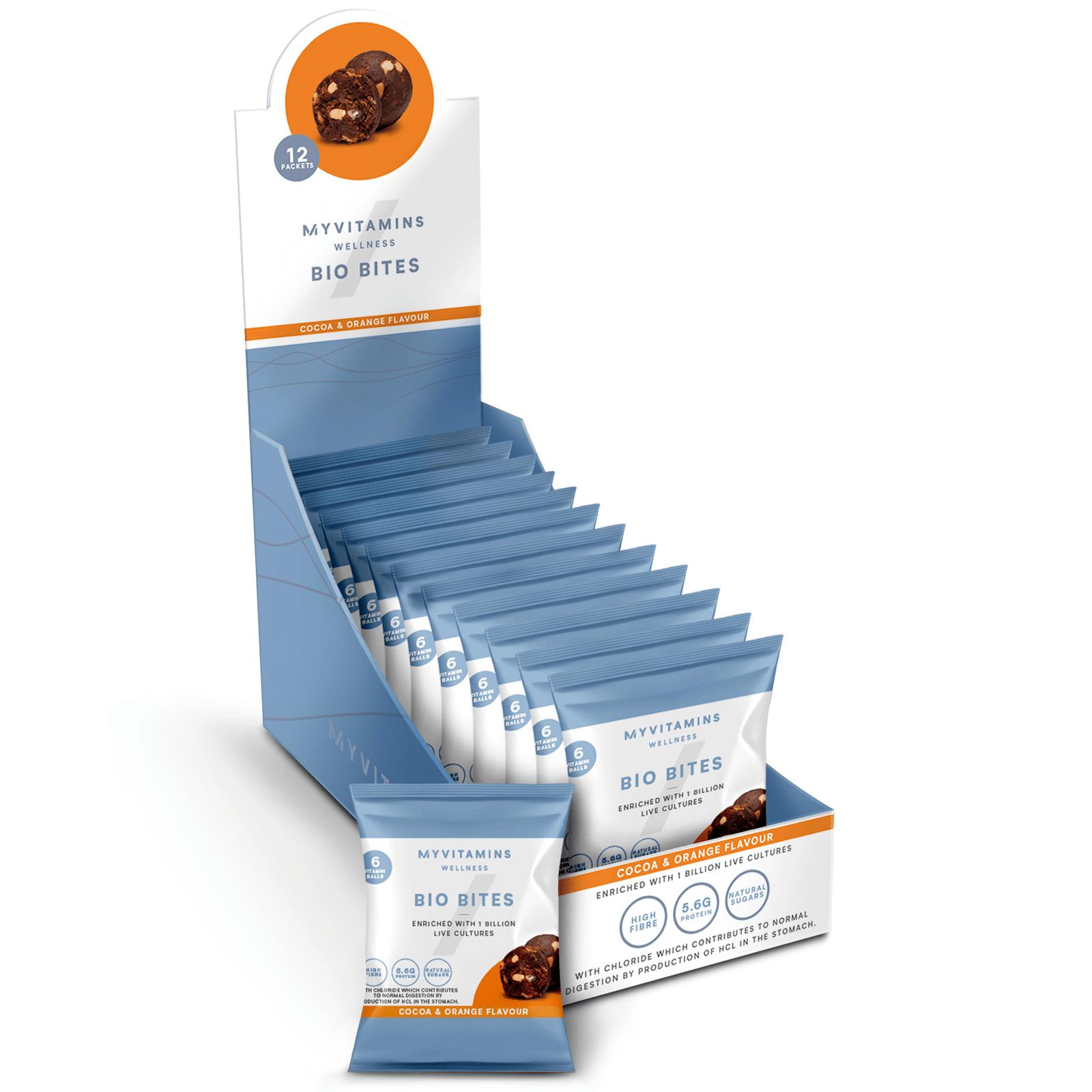 Myvitamins Bio Bites - Cocoa & Orange
