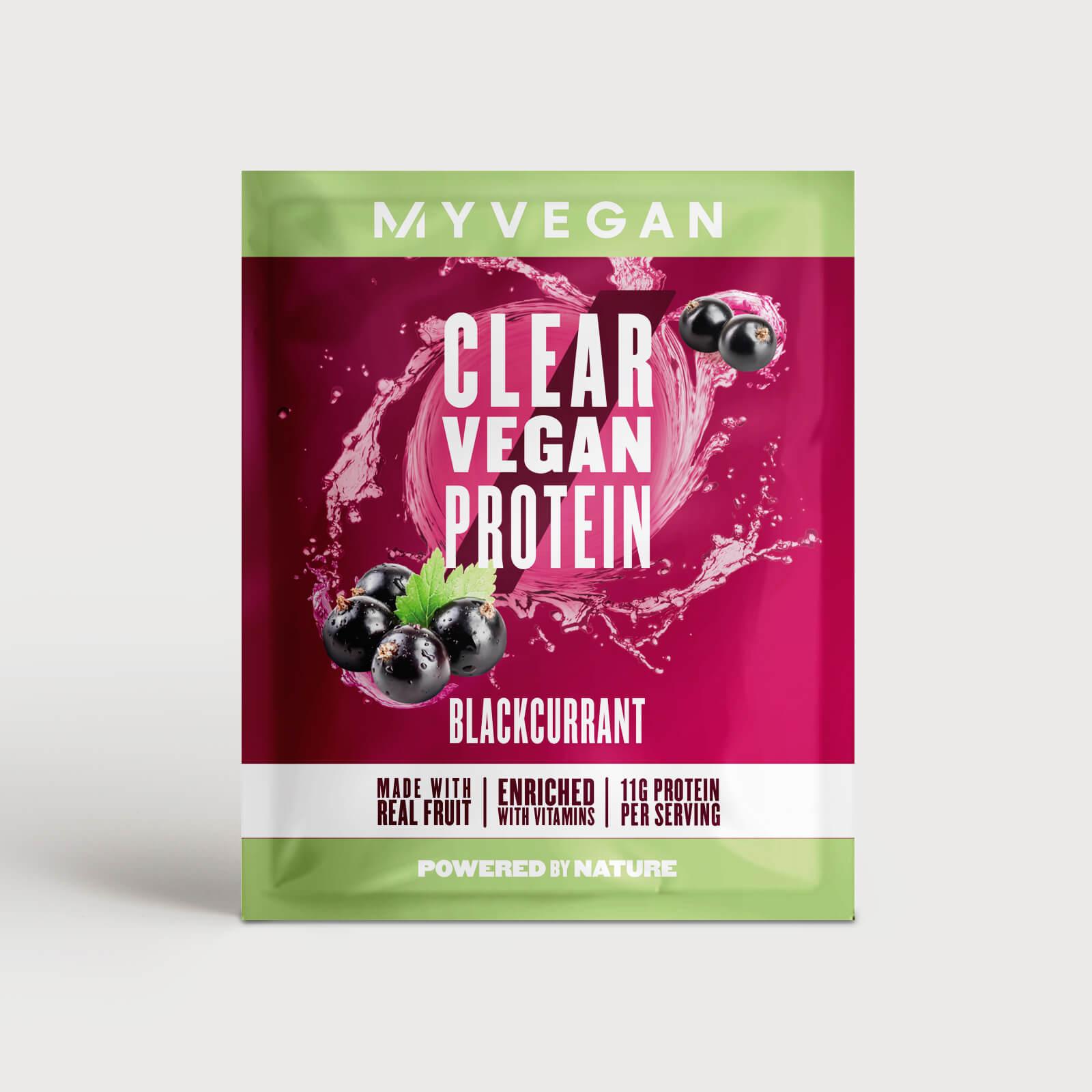 Myvegan Clear Vegan Protein, 16g (Sample) - Cassis