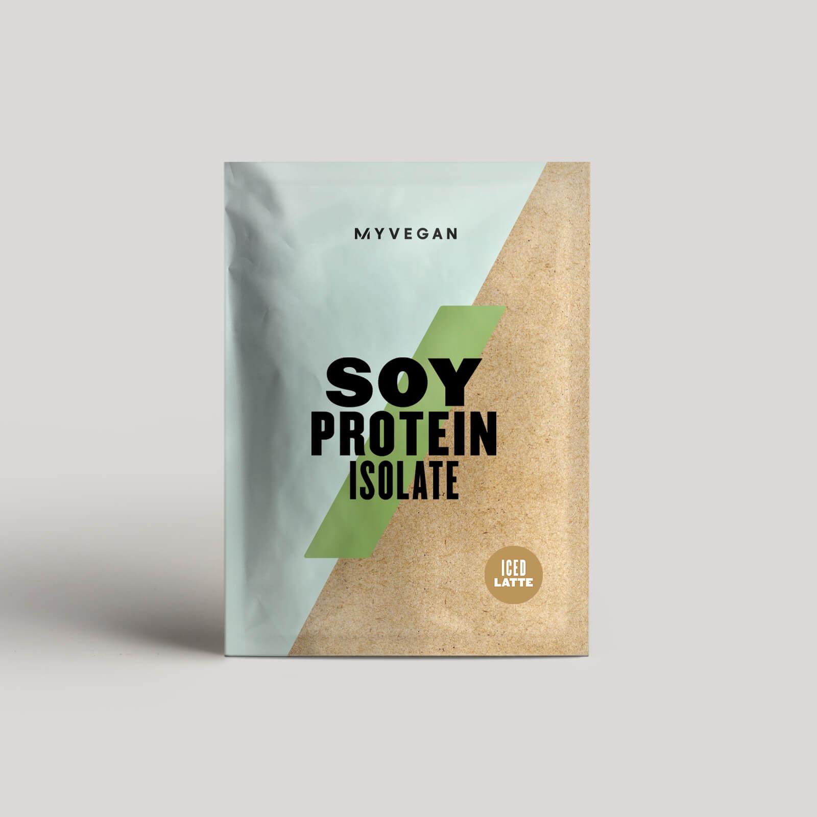 Myvegan Isolat de protéine de soja (Énchantillon) - 30g - Iced Latte