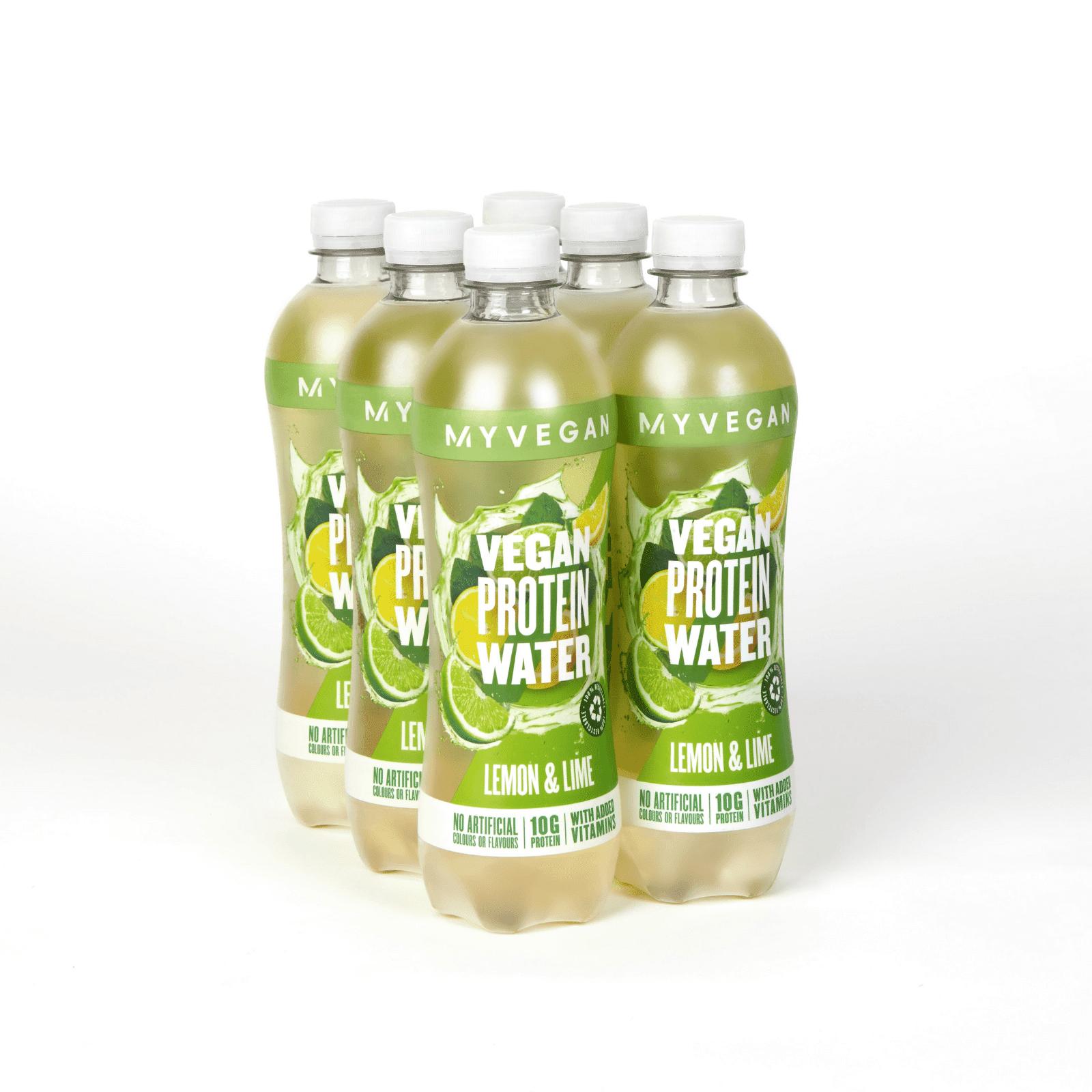 MyVegan Eau protéinée Clear Vegan - Lemon Lime