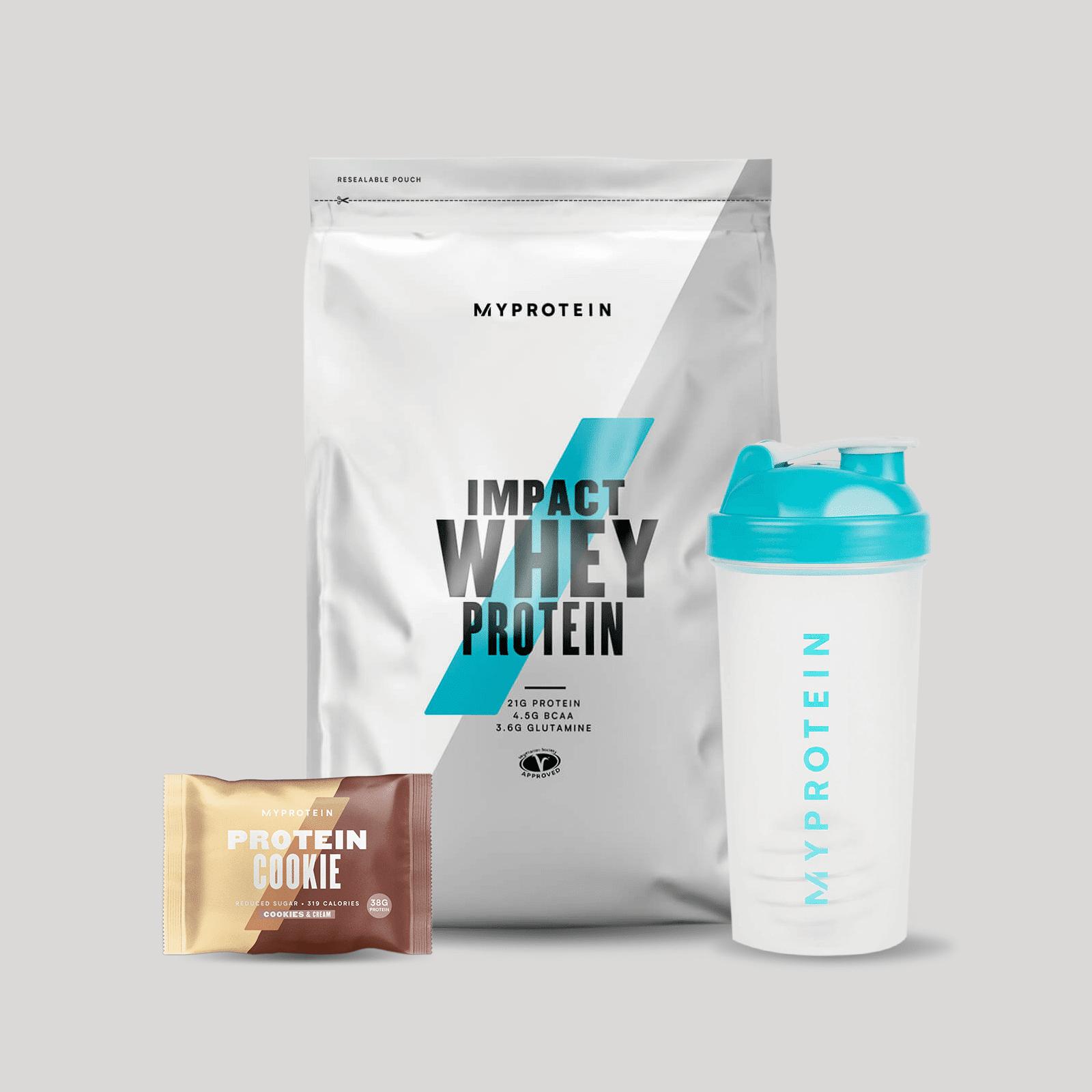 Fuel Your Ambition - Pack Récupération - Double Chocolate, Vanilla