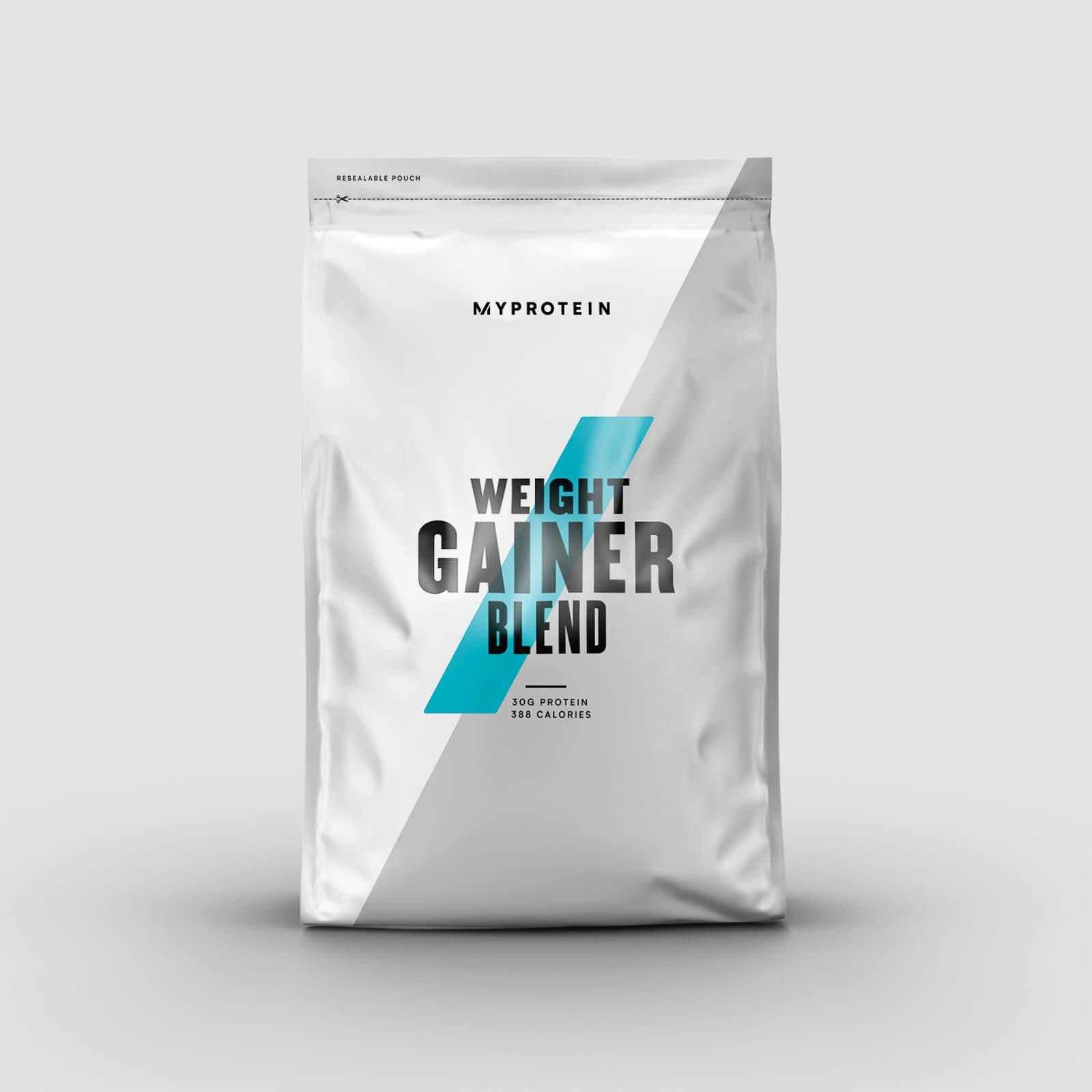Myprotein Weight Gainer - 2.5kg - Sans arôme ajouté