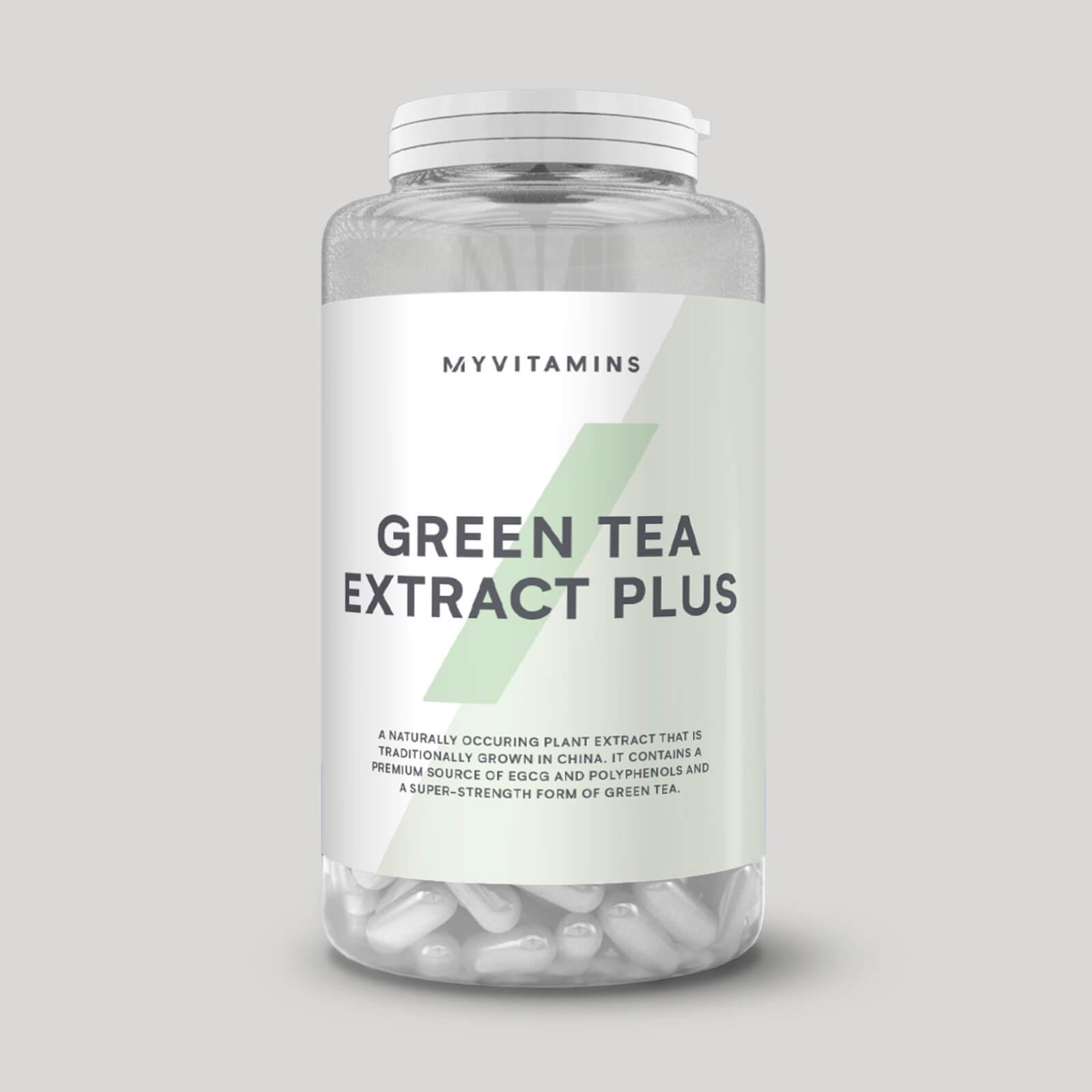Myprotein Extrait de Thé Vert Plus en comprimés - 90Comprimés