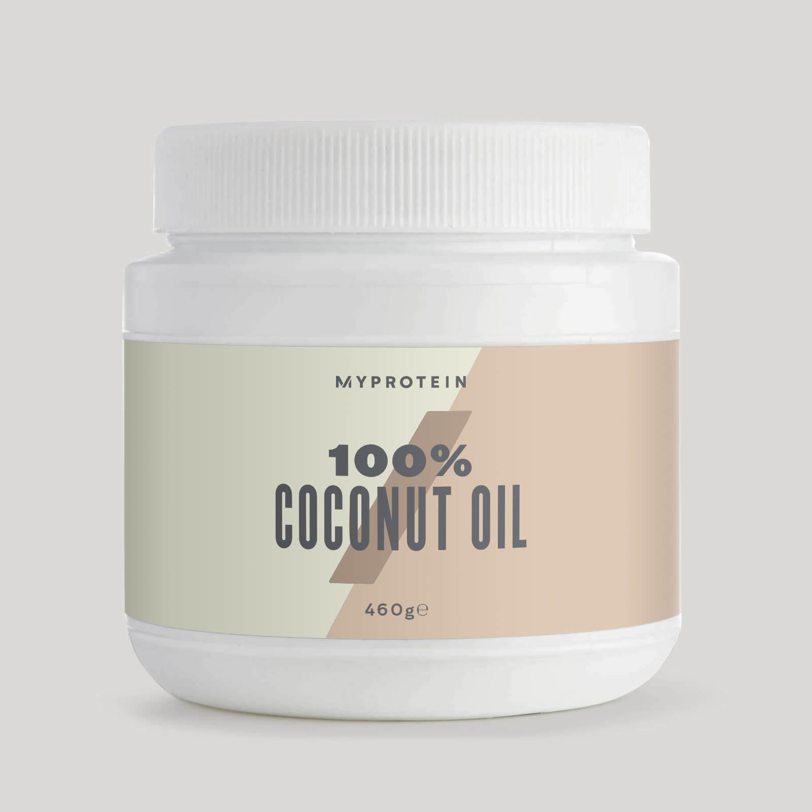 Myprotein Coconpure (Huile de coco) - 460g - Sans arôme ajouté