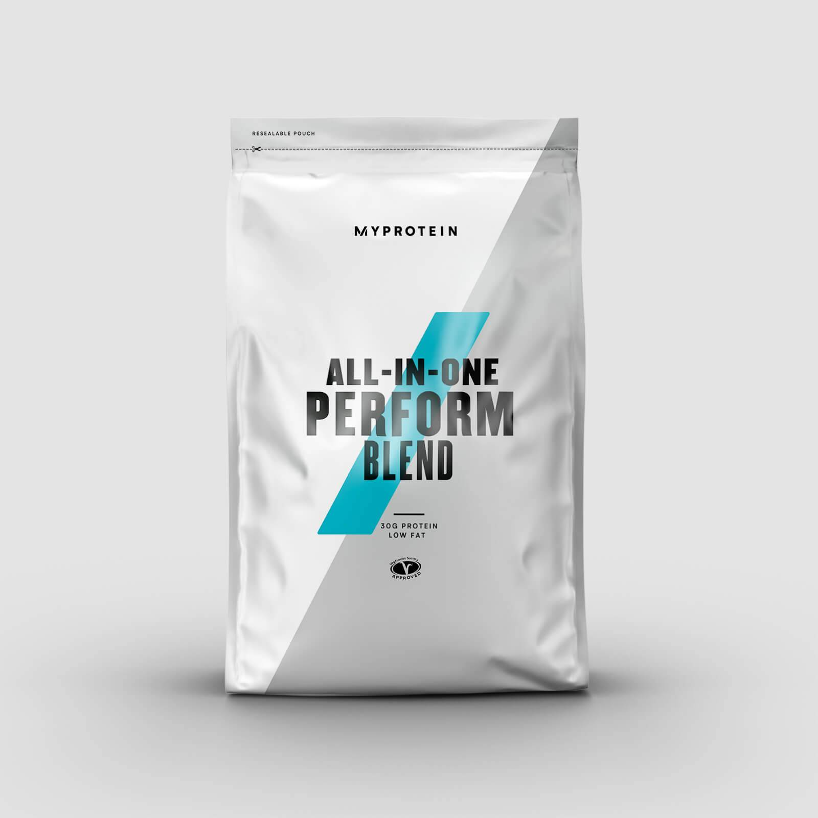 Myprotein Mélange performance tout-en-un - 2500g - Chocolat Onctueux