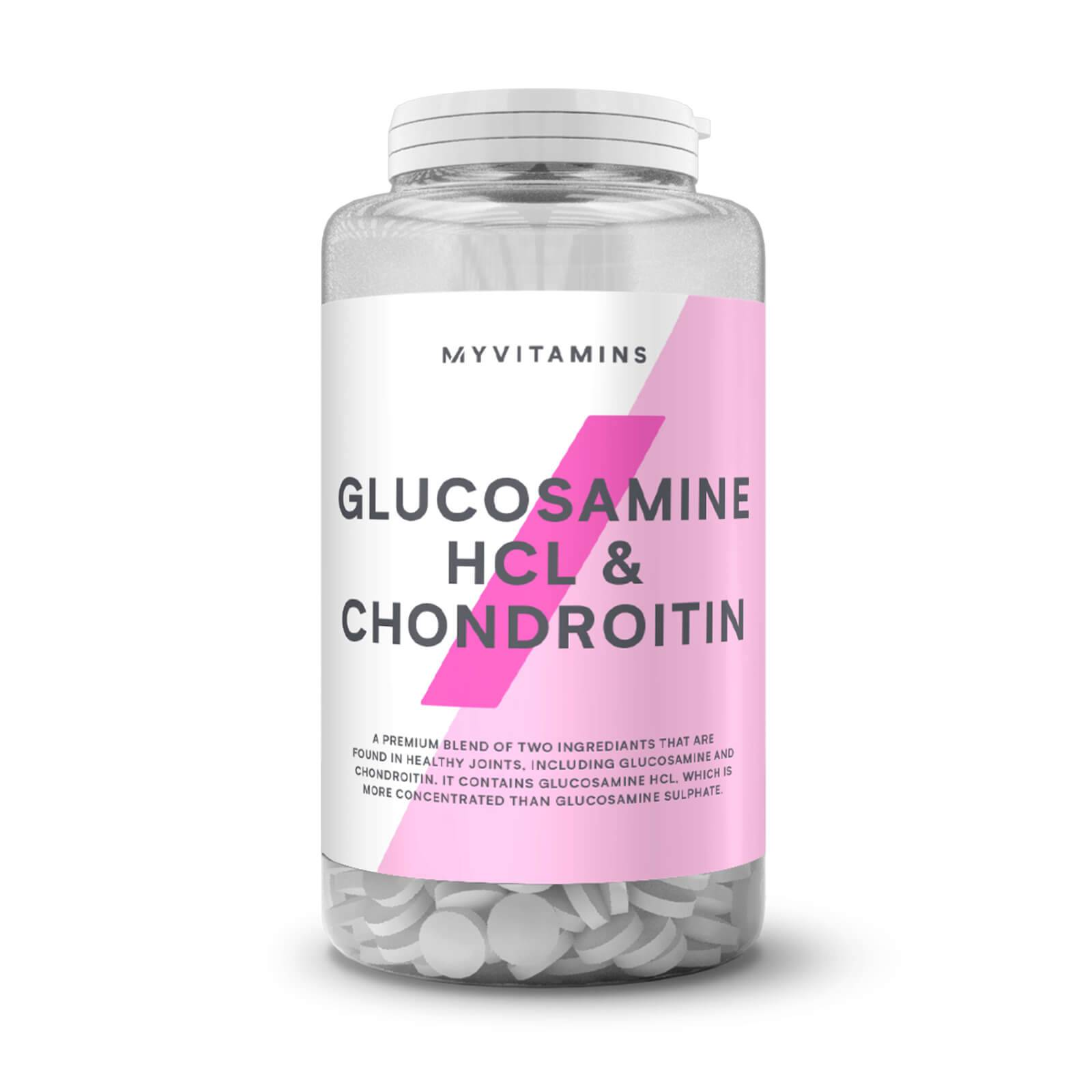 Myprotein Glucosamine HCL & chondroïtine - 120Comprimés