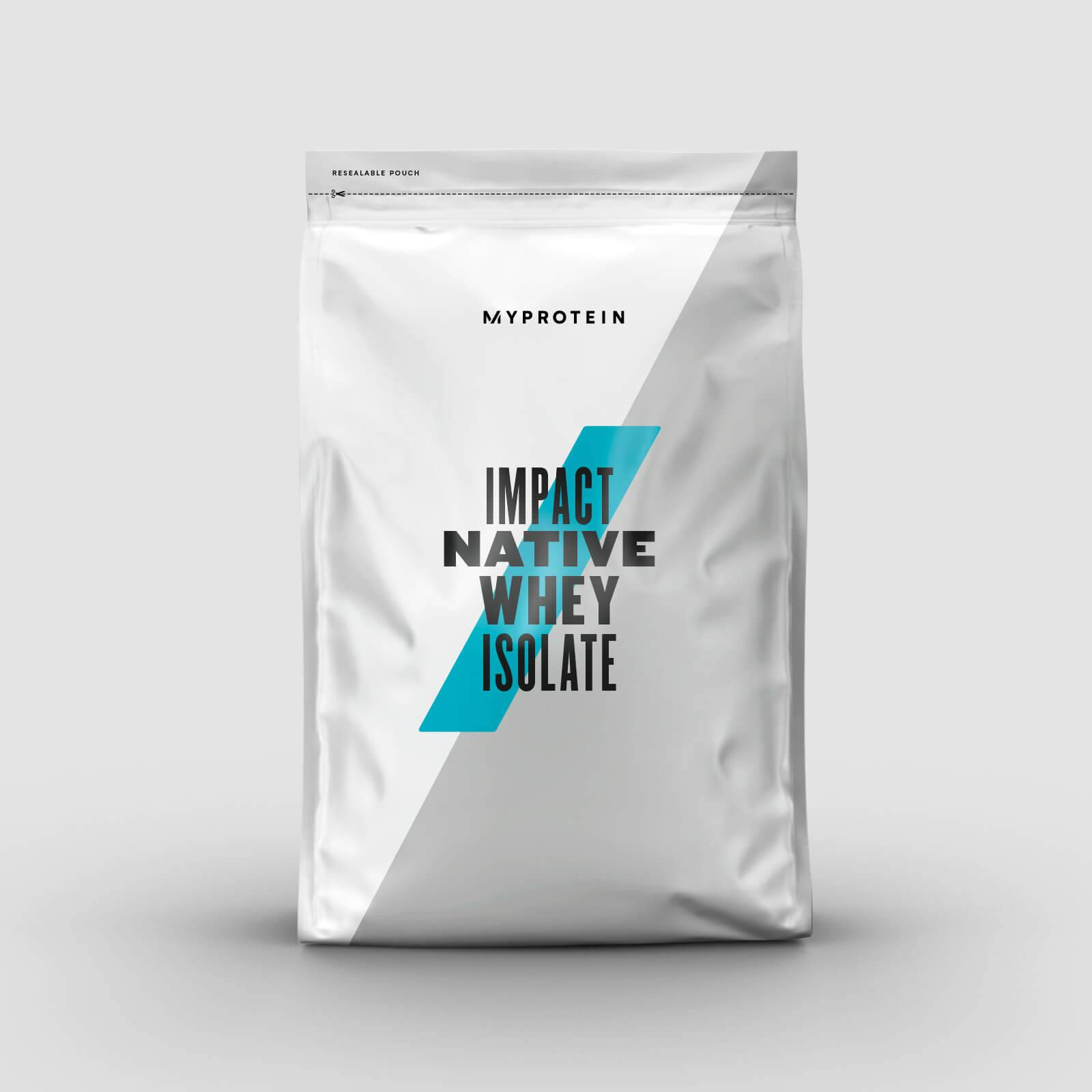 Myprotein Impact Native Whey Isolate - 2.5kg - Natural Banana and Cinnamon