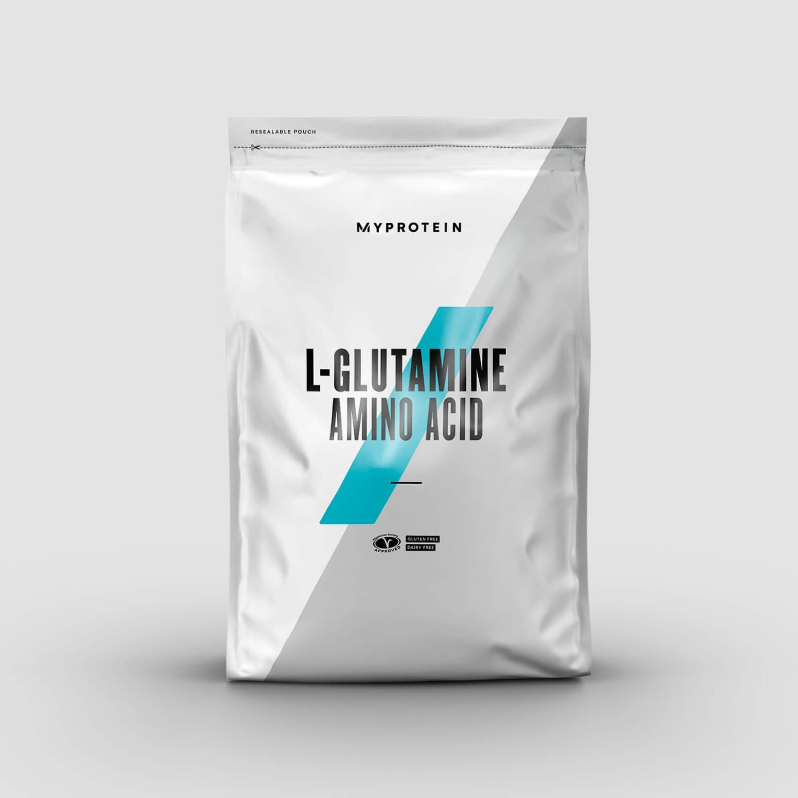 Myprotein L Glutamine - 1kg - Framboise Bleue
