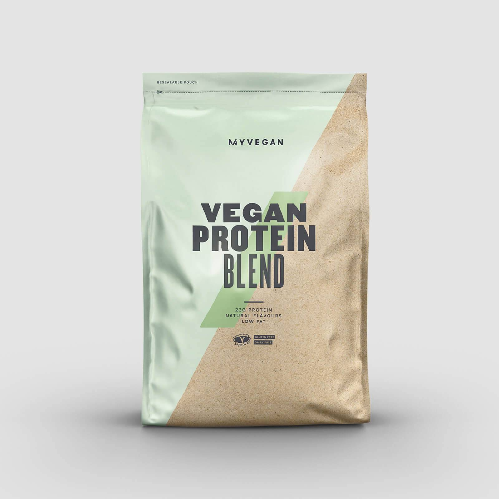 Myprotein Mélange de protéines végétales - 1kg - Fraise