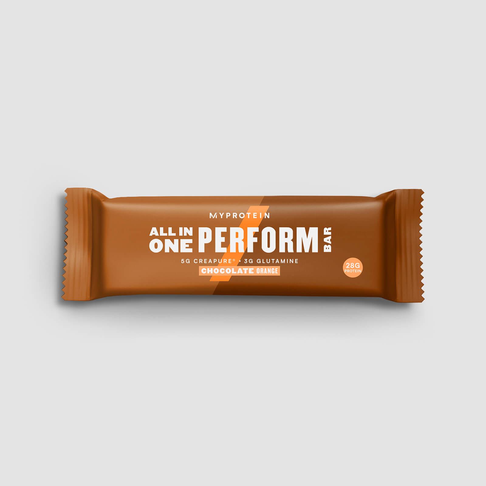 Myprotein Barre performance tout-en-un - Chocolat-Orange