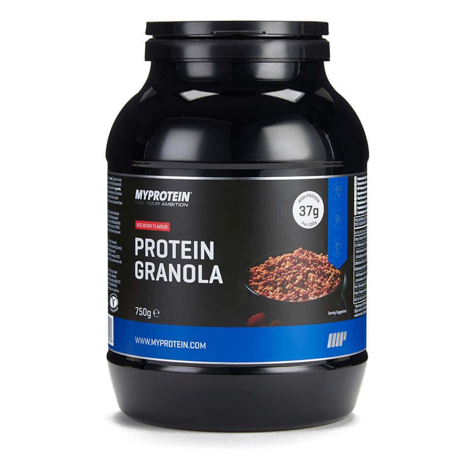 Myprotein Granola Protéiné - 750g - Chocolat Caramel