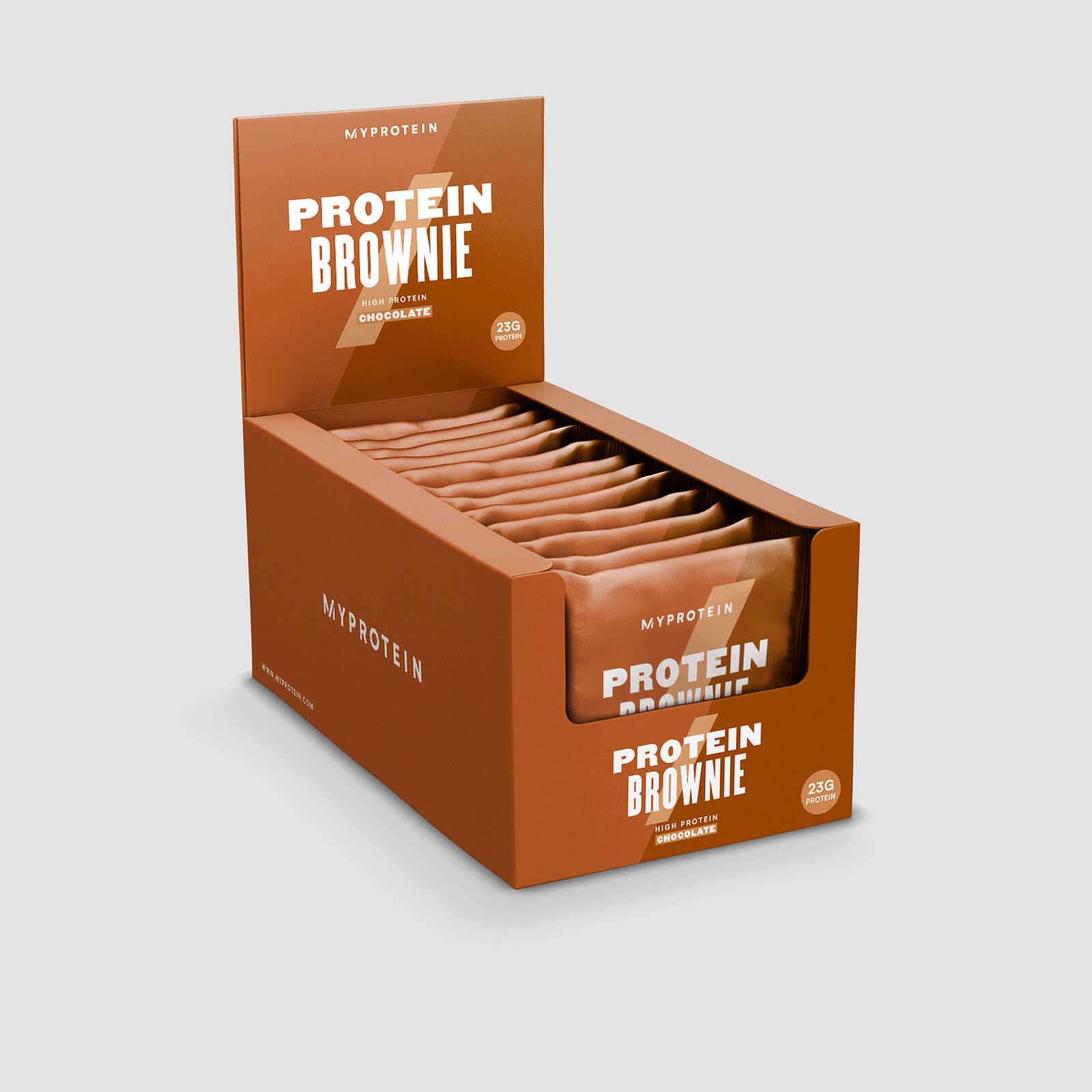Myprotein Brownie Protéiné - Chocolat