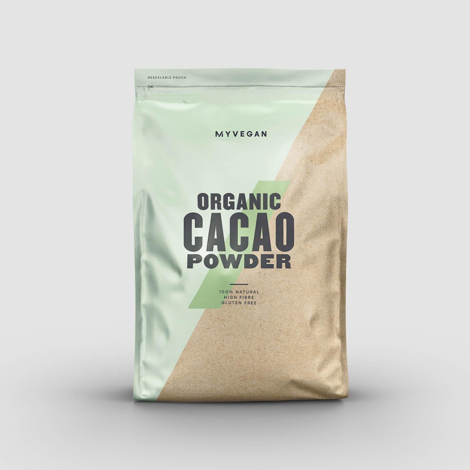 Myprotein Poudre de cacao bio - 250g - Sans arôme ajouté