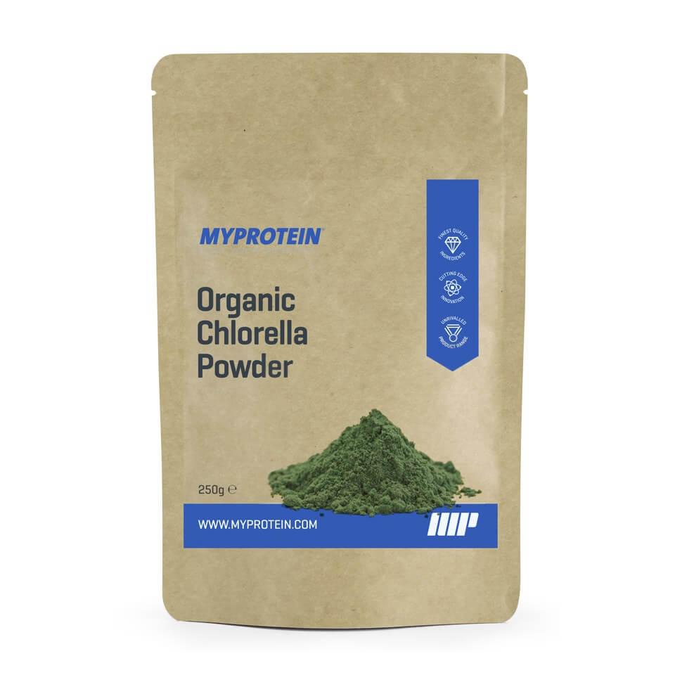 Myprotein Poudre de chlorelle bio - 250g - Sans arôme ajouté