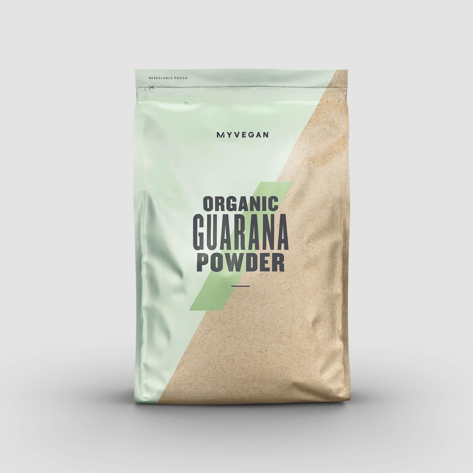 Myprotein Poudre de guarana bio - 100g - Sans arôme ajouté