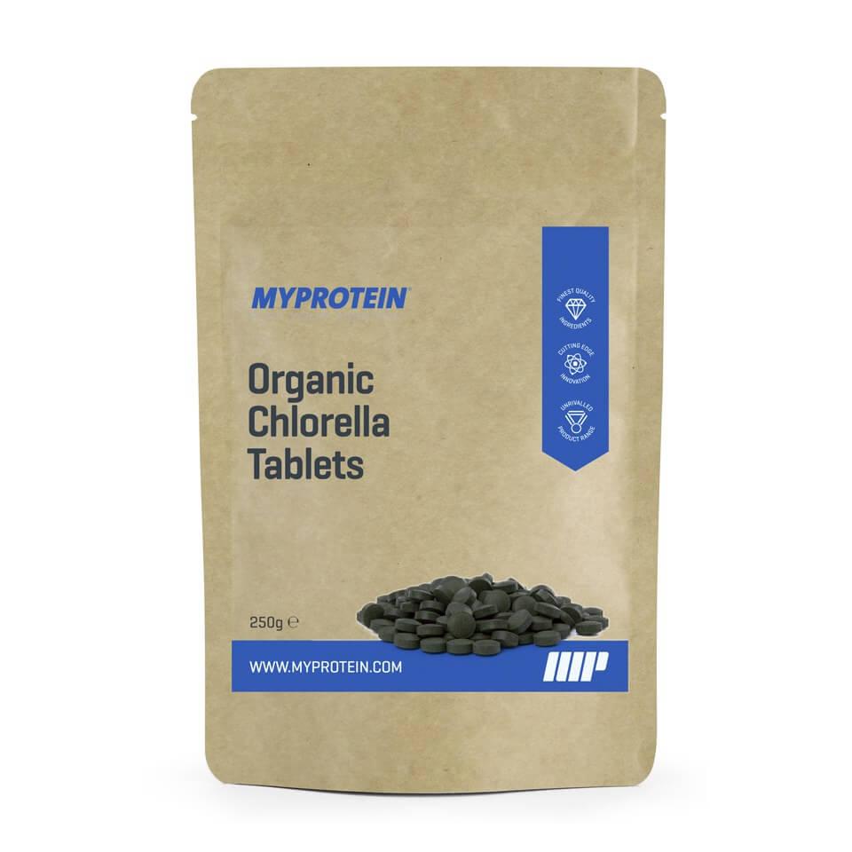 Myprotein Comprimés de Chlorelle bio - 250g - Sans arôme ajouté